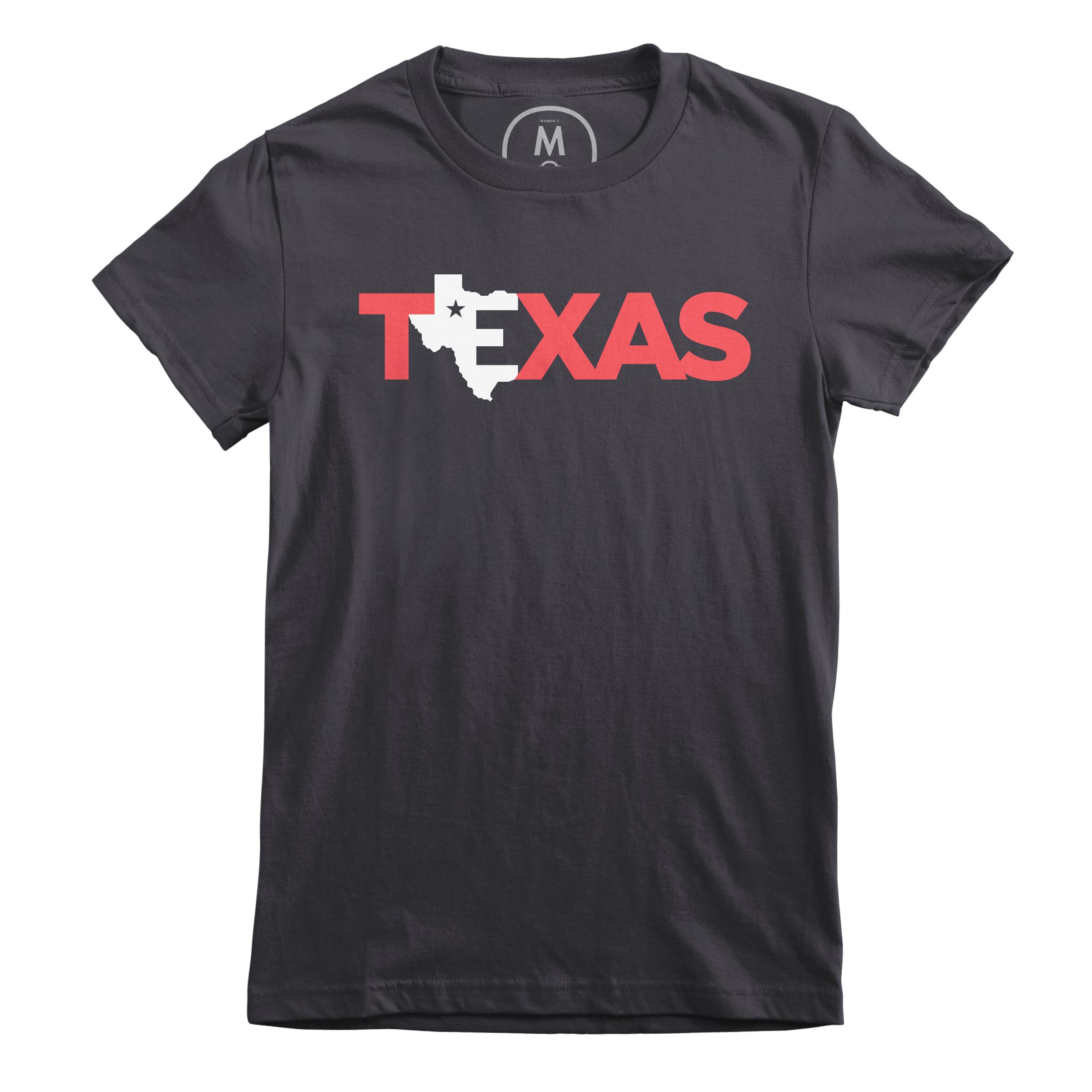Texas = Home  Heavy Metal (Women's)