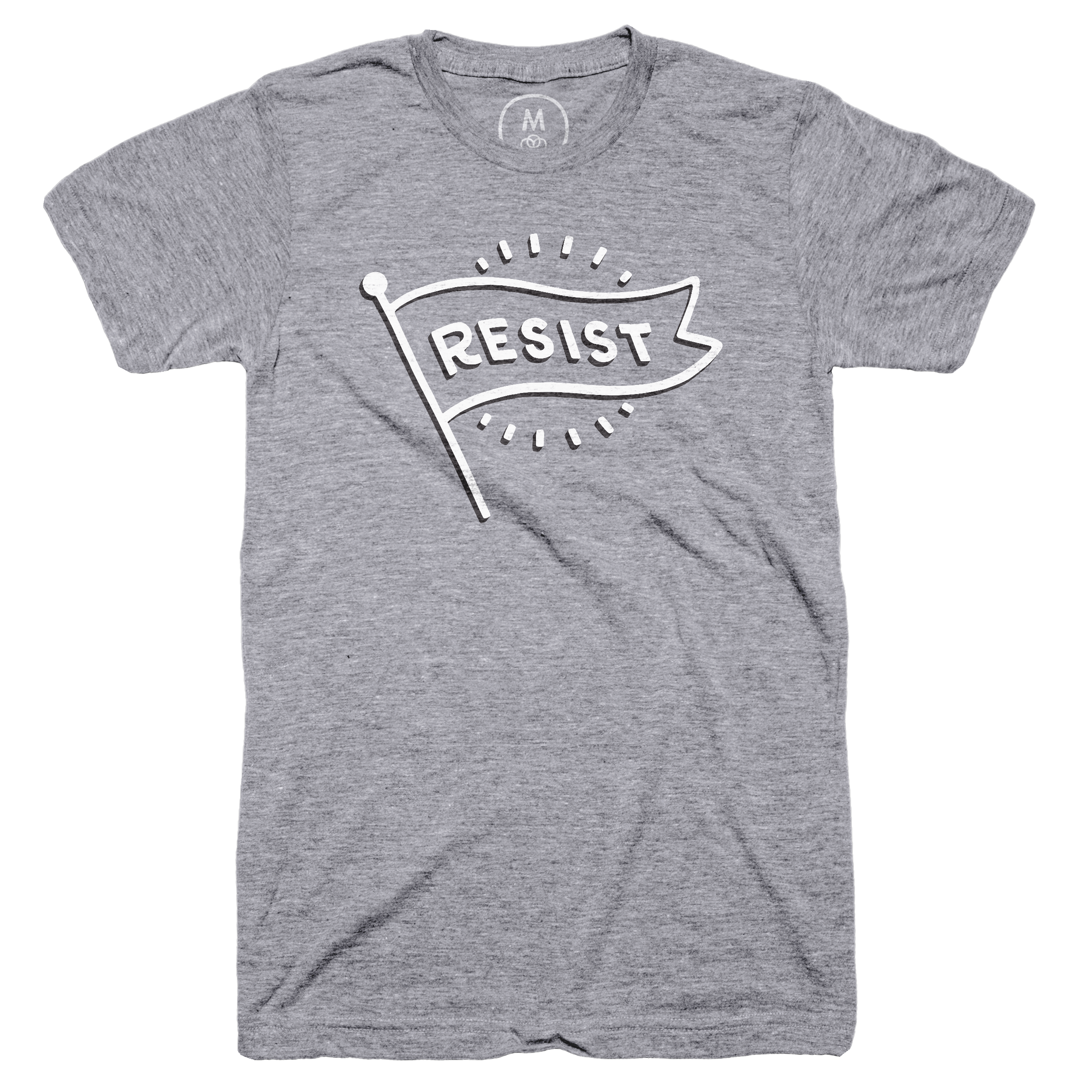 Flag of Resistance Premium Heather (Men's)