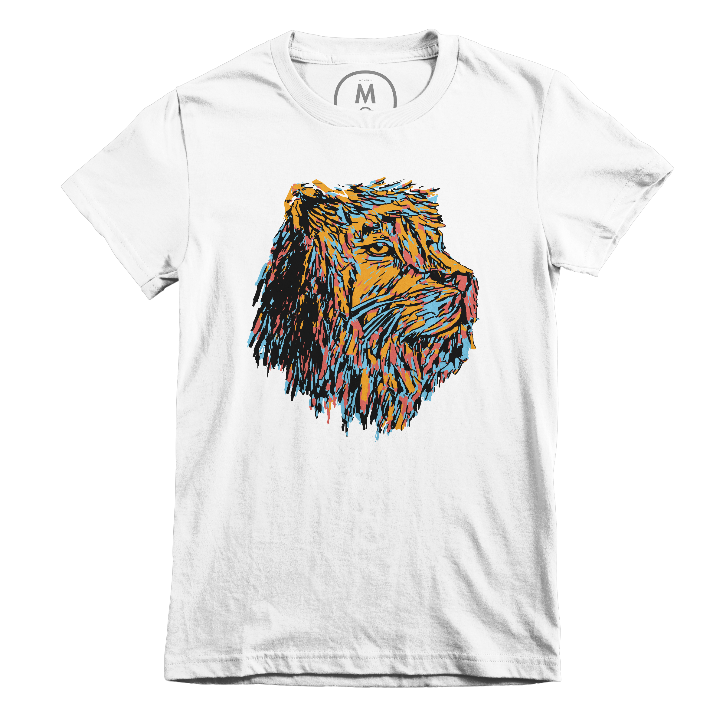 King of the Jungle White (Women's)