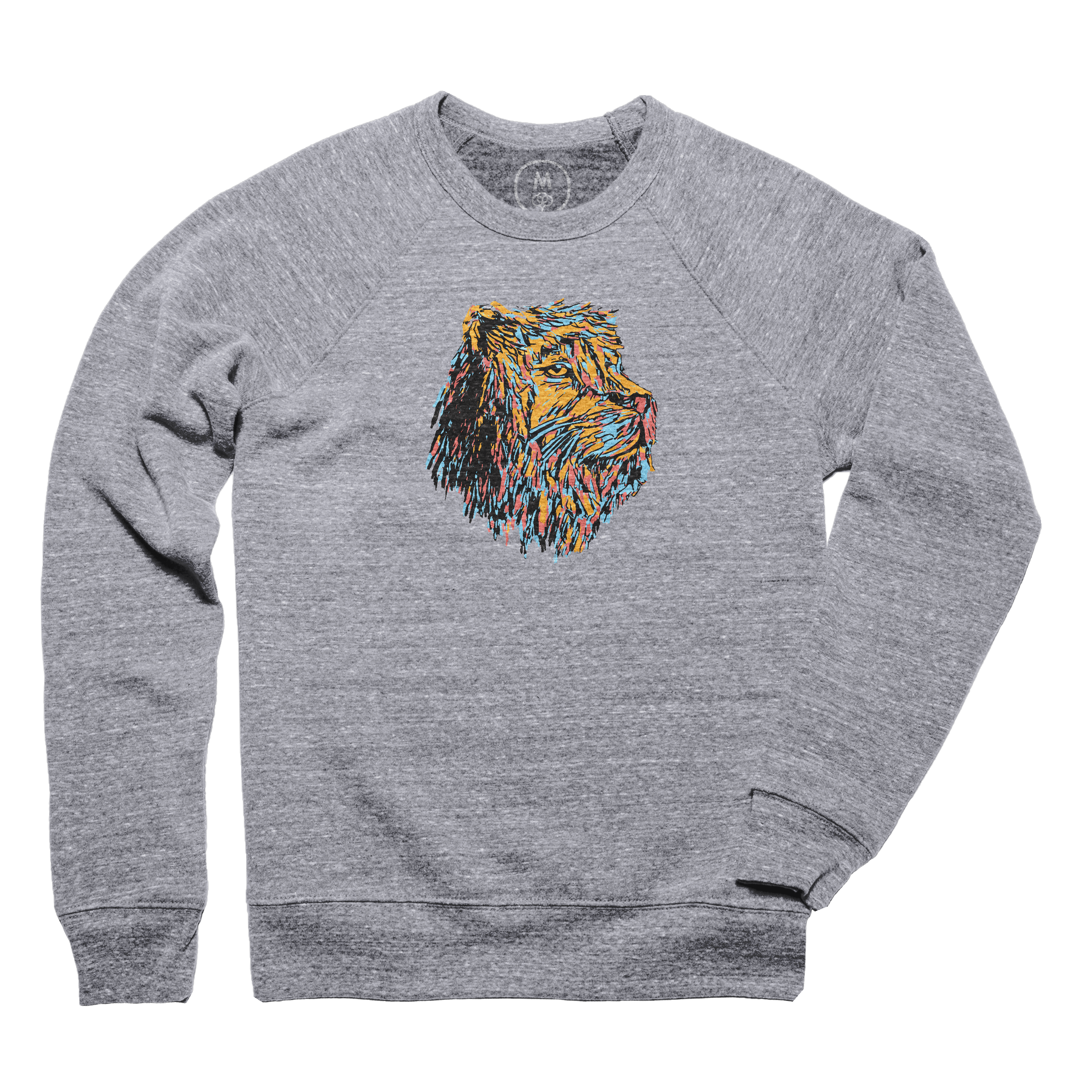 King of the Jungle Pullover Crewneck