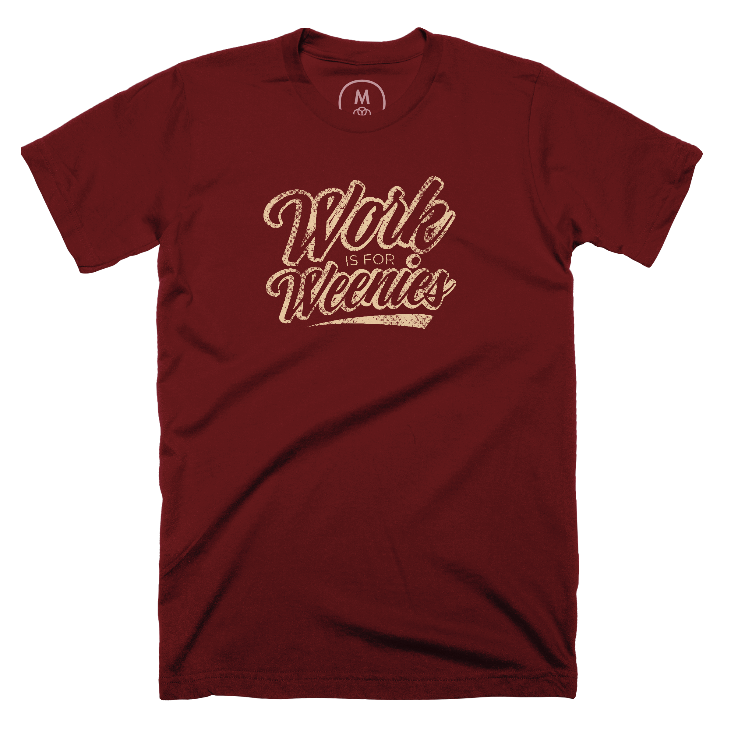 Shirt for the Weekend Maroon (Men's)