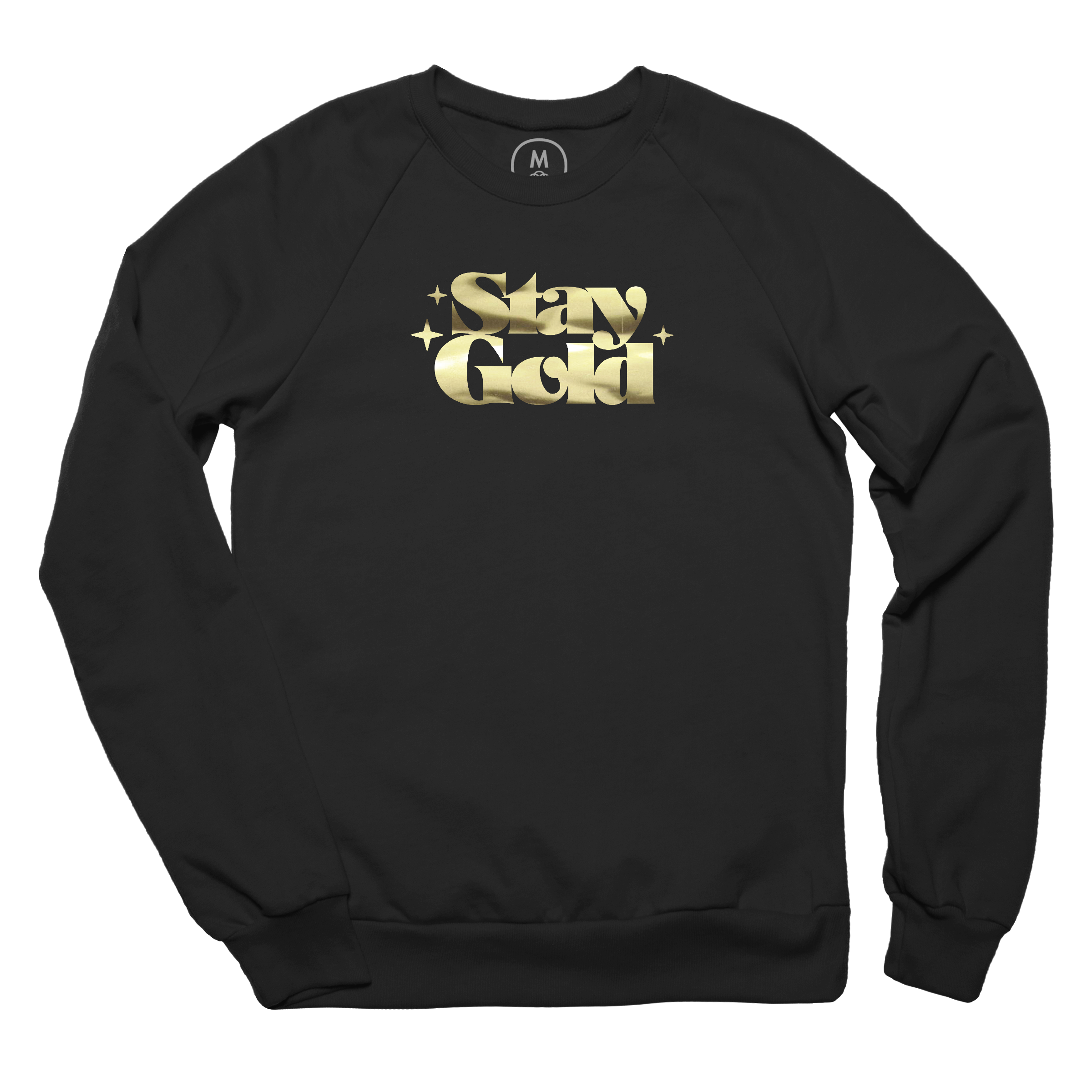 Stay Gold Pullover Crewneck
