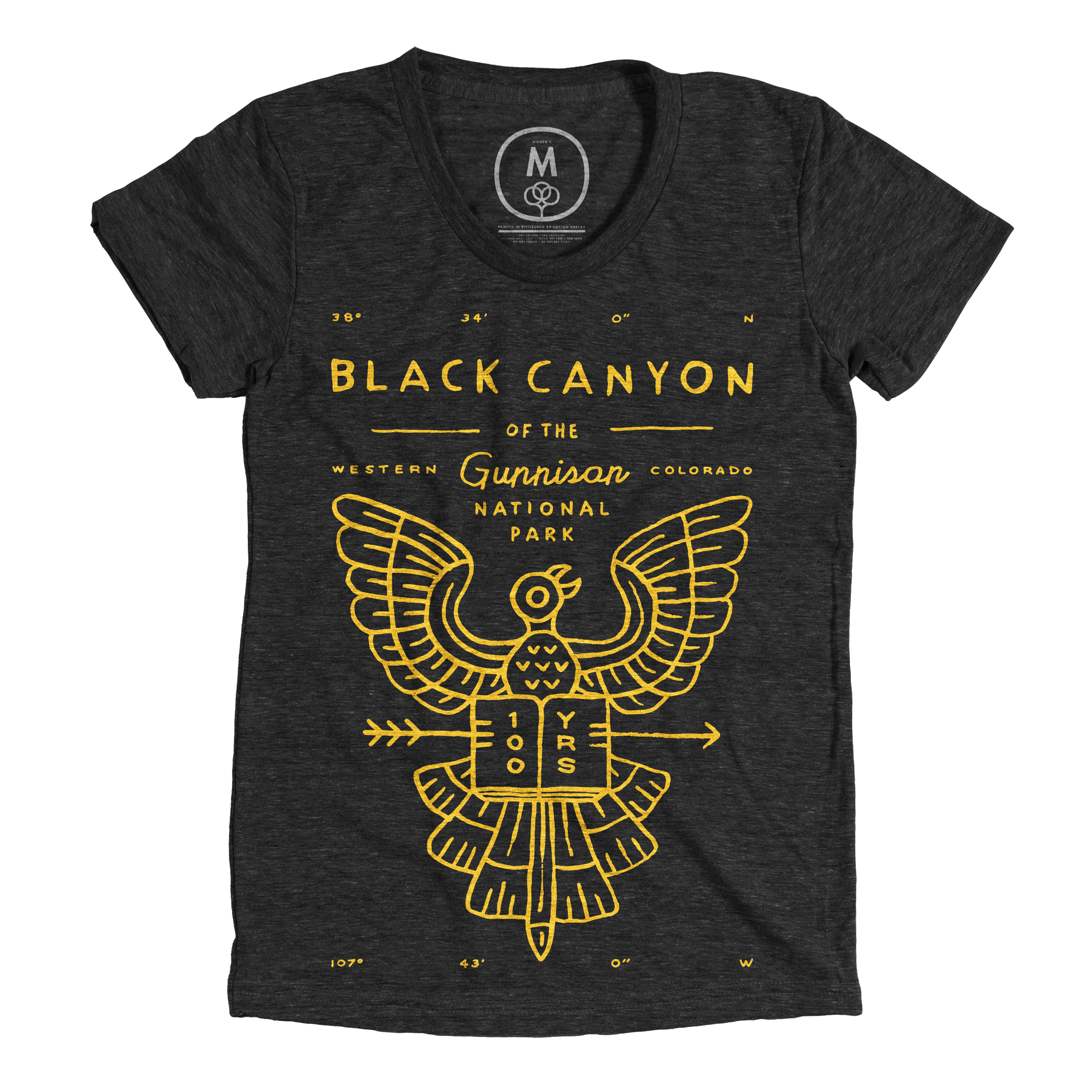 Black Canyon Vintage Black (Women's)