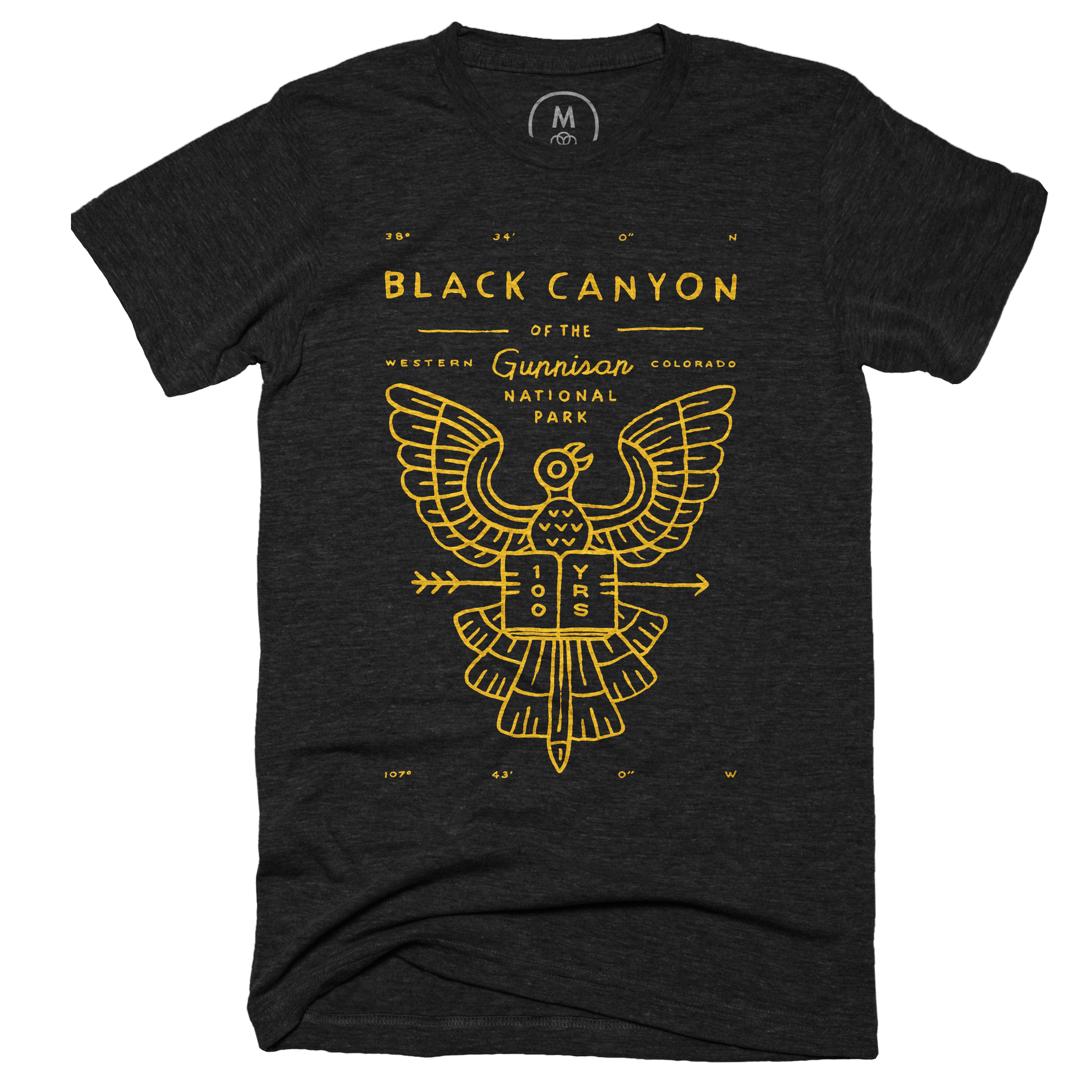 Black Canyon Vintage Black (Men's)
