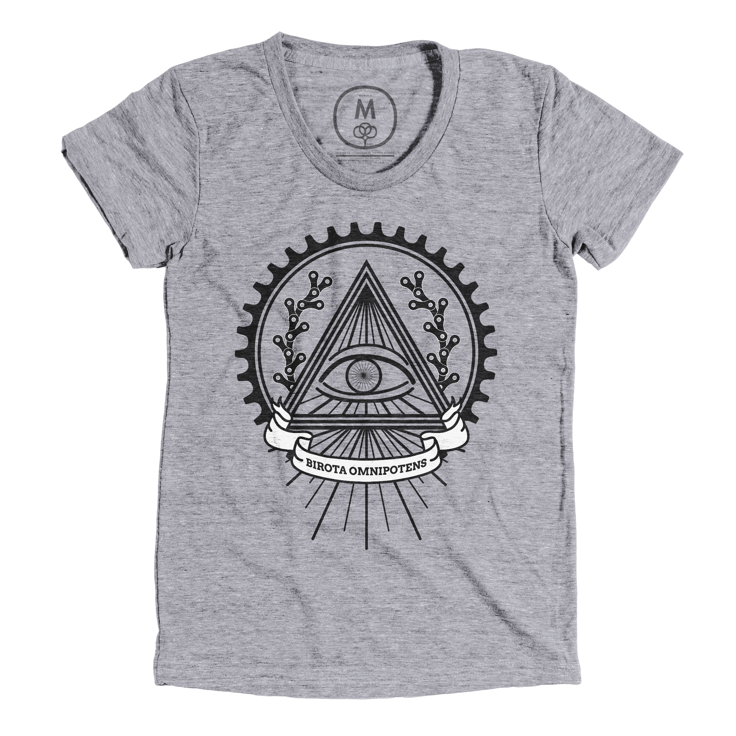 The All-Powerful Bicycle Lobby Premium Heather (Women's)