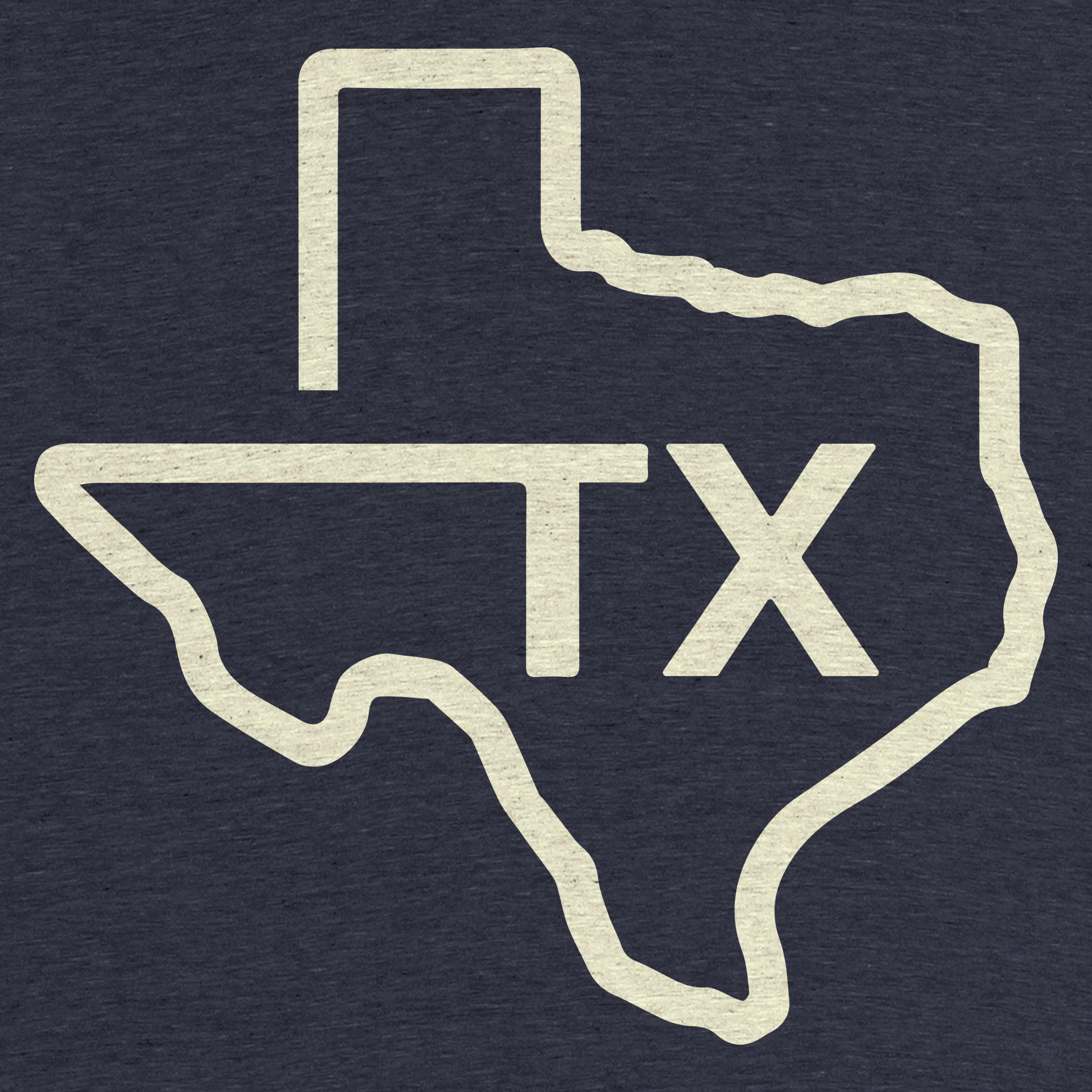 Texas Branded Detail