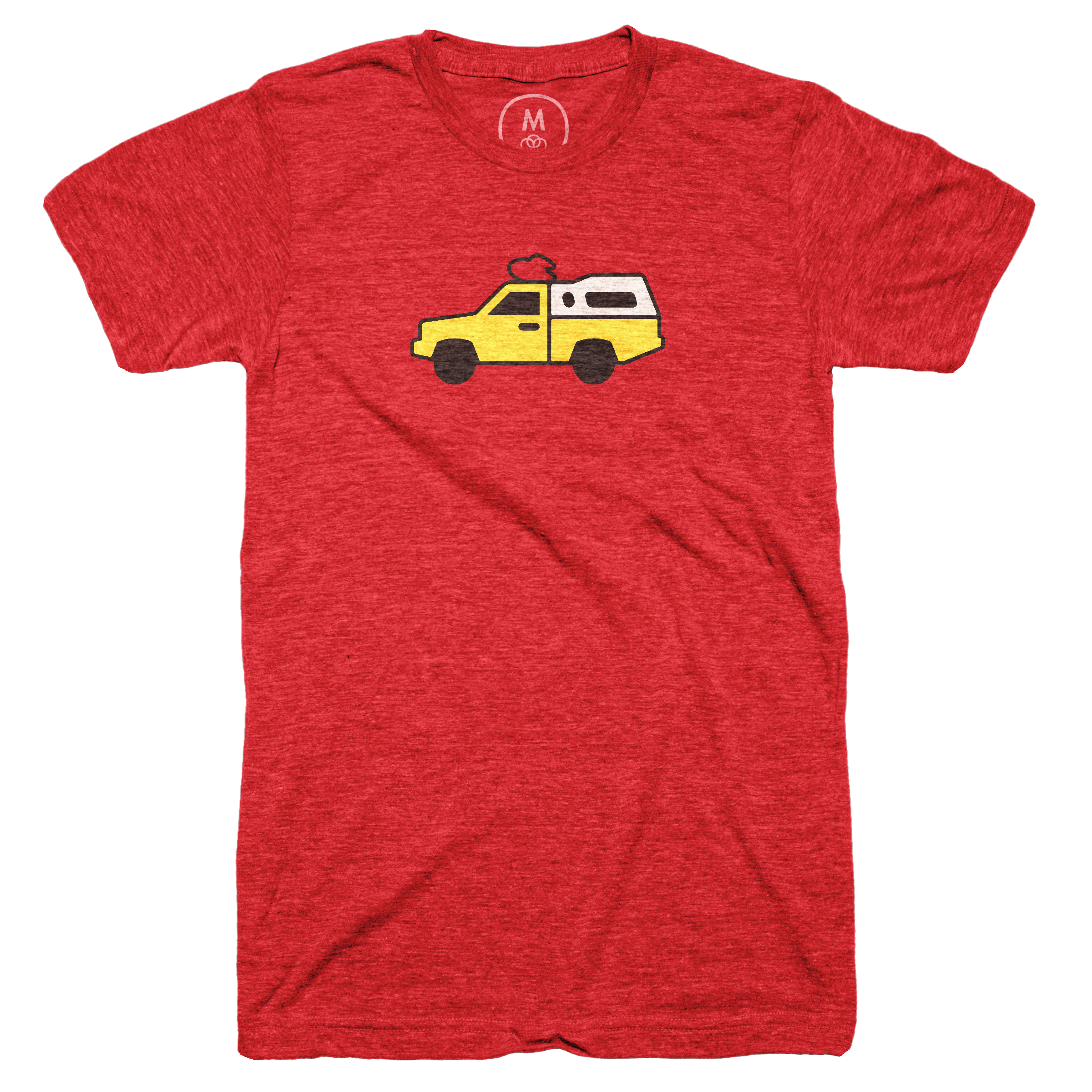 Pizza Planet Truck Vintage Red (Men's)