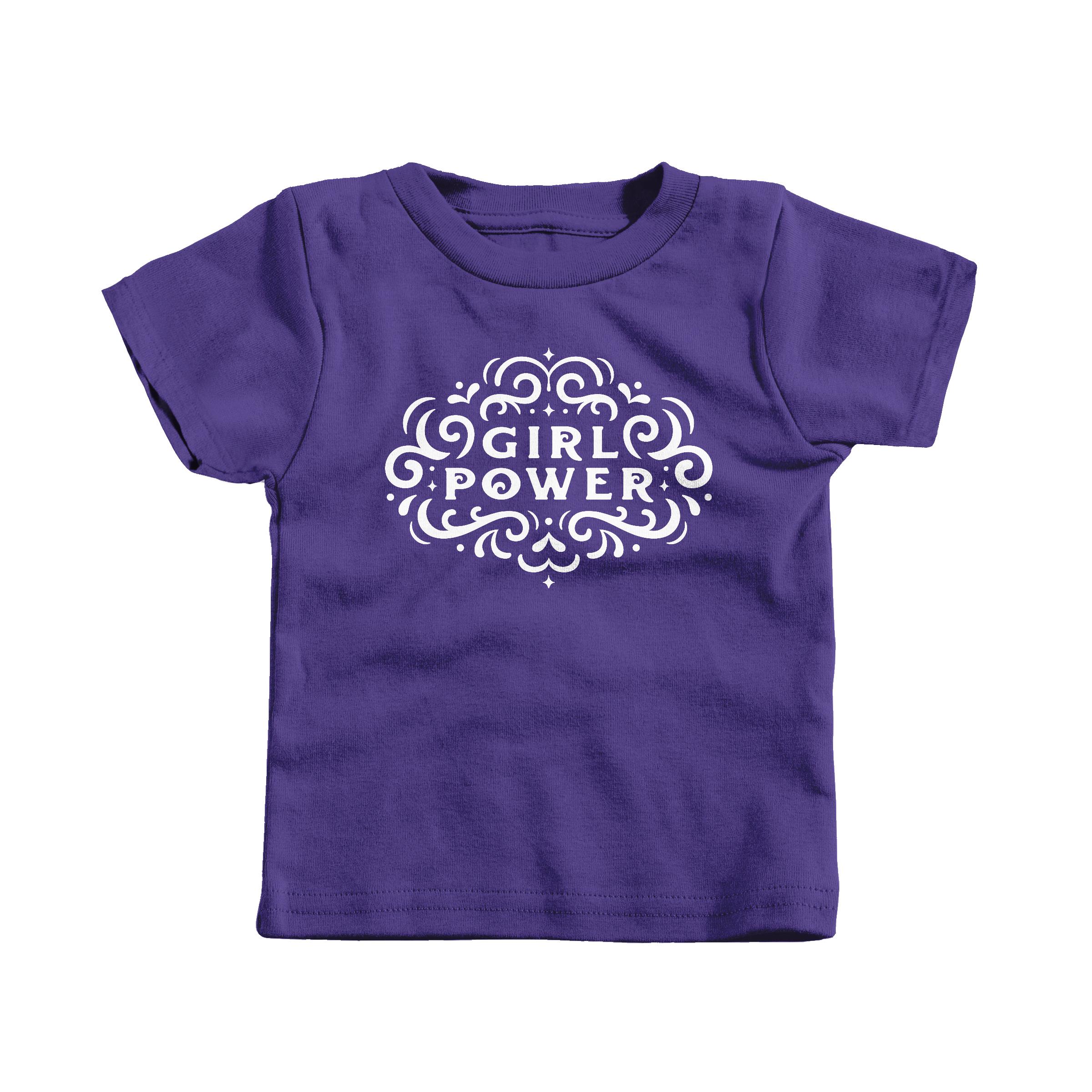 Girl Power Purple (T-Shirt)