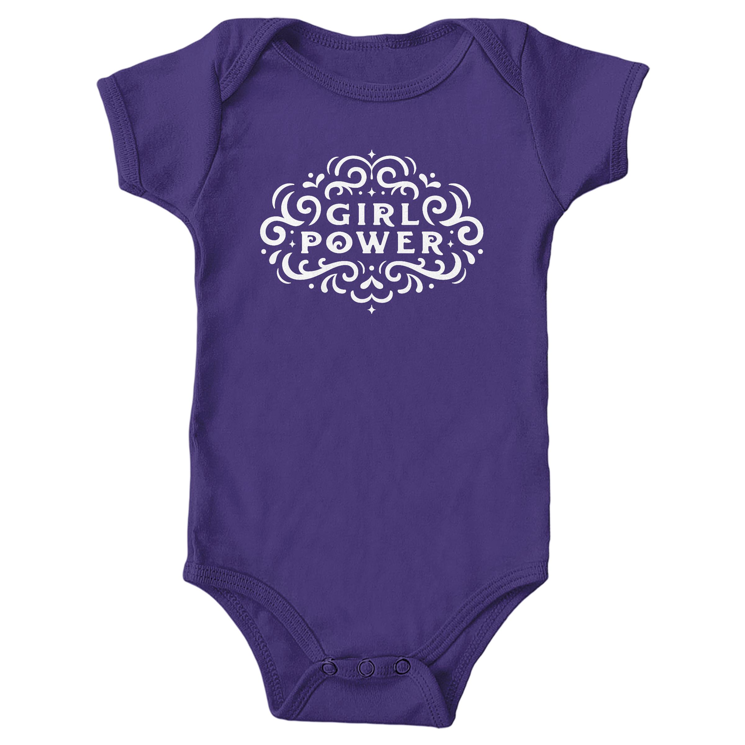 Girl Power Purple (Onesie)