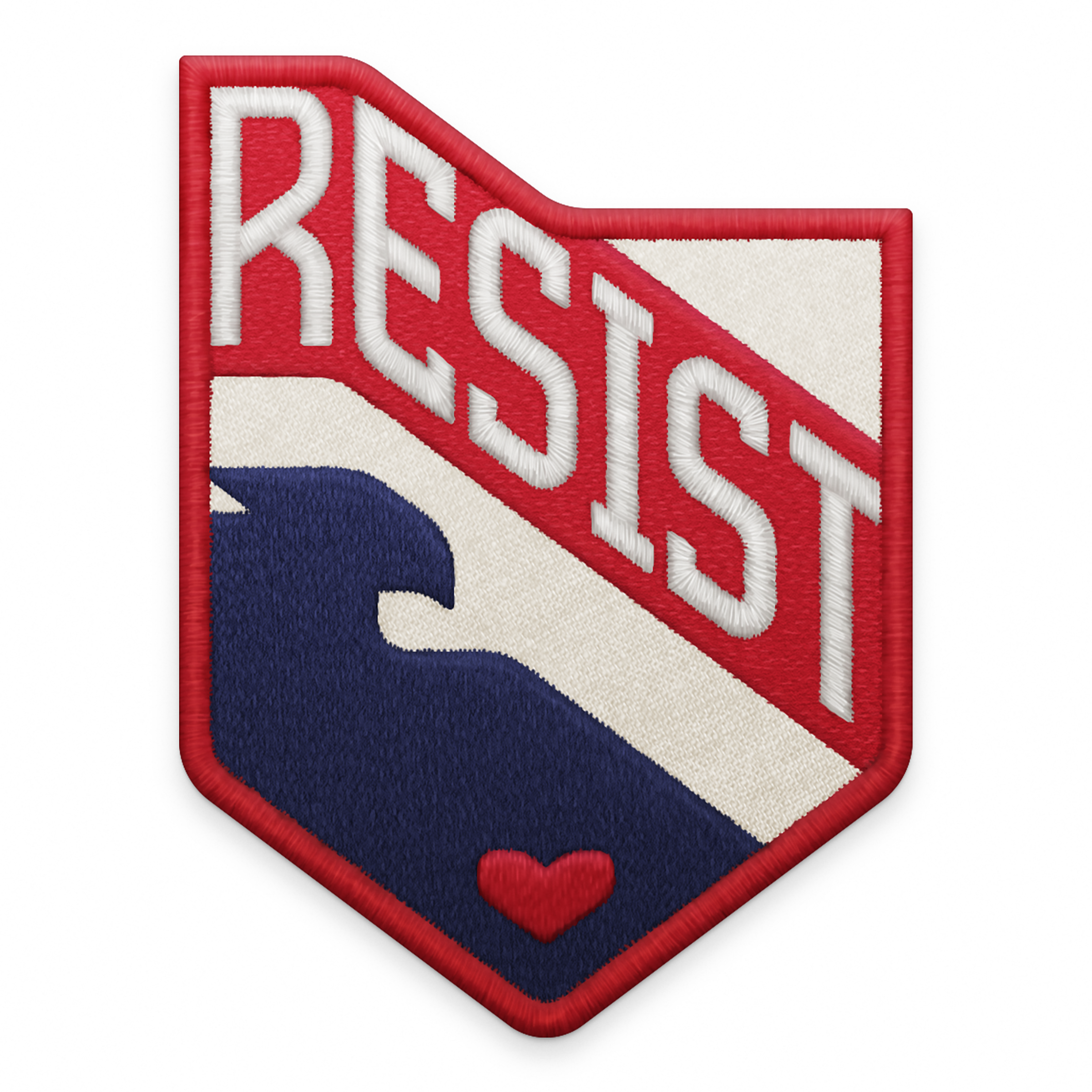 Resist Patch Resist patch