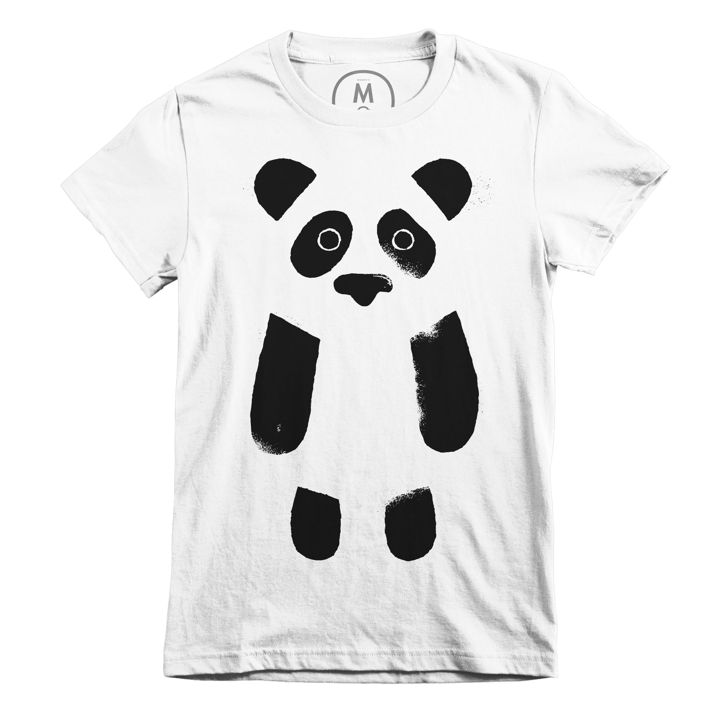 Panda Expressed White (Women's)