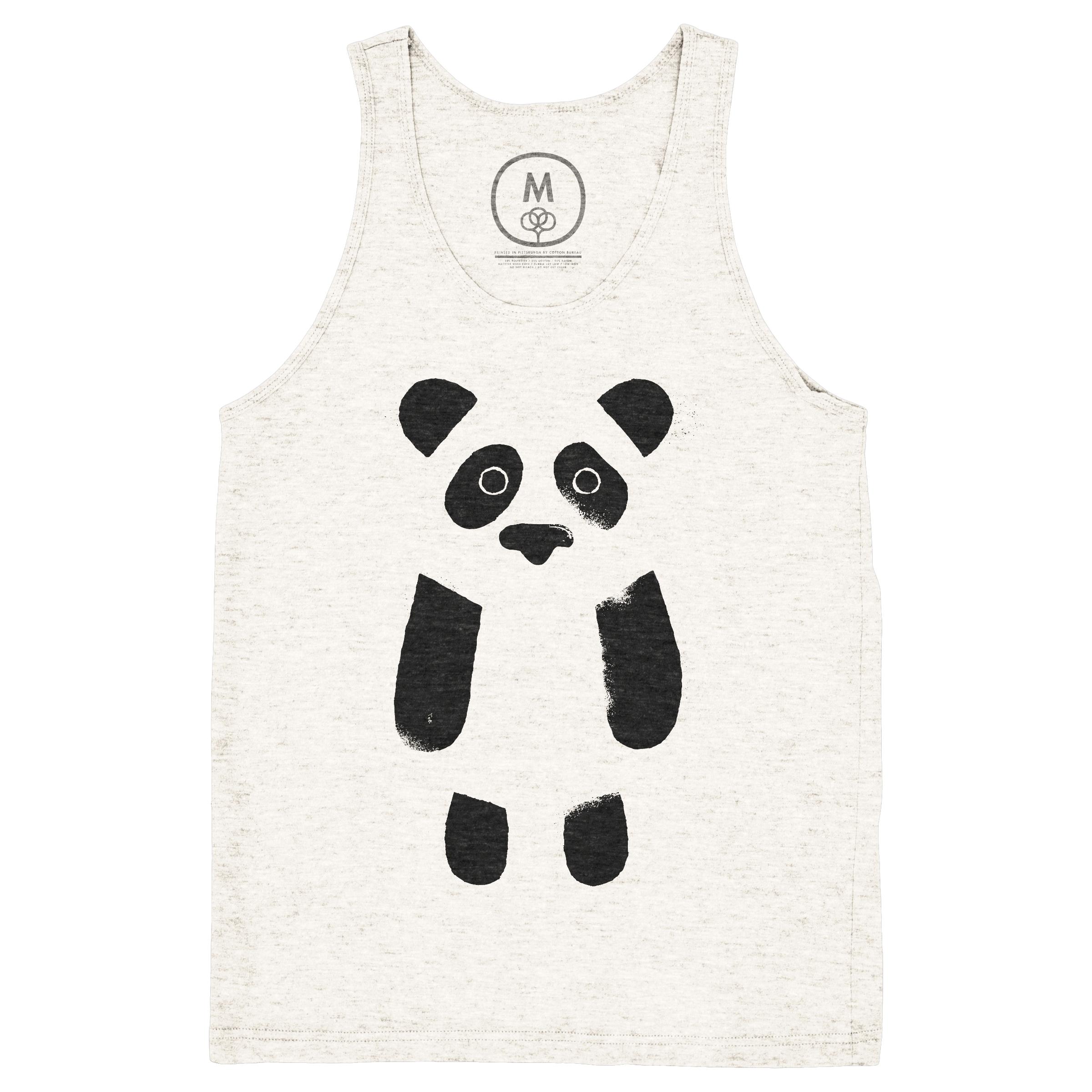Panda Expressed Tank Top