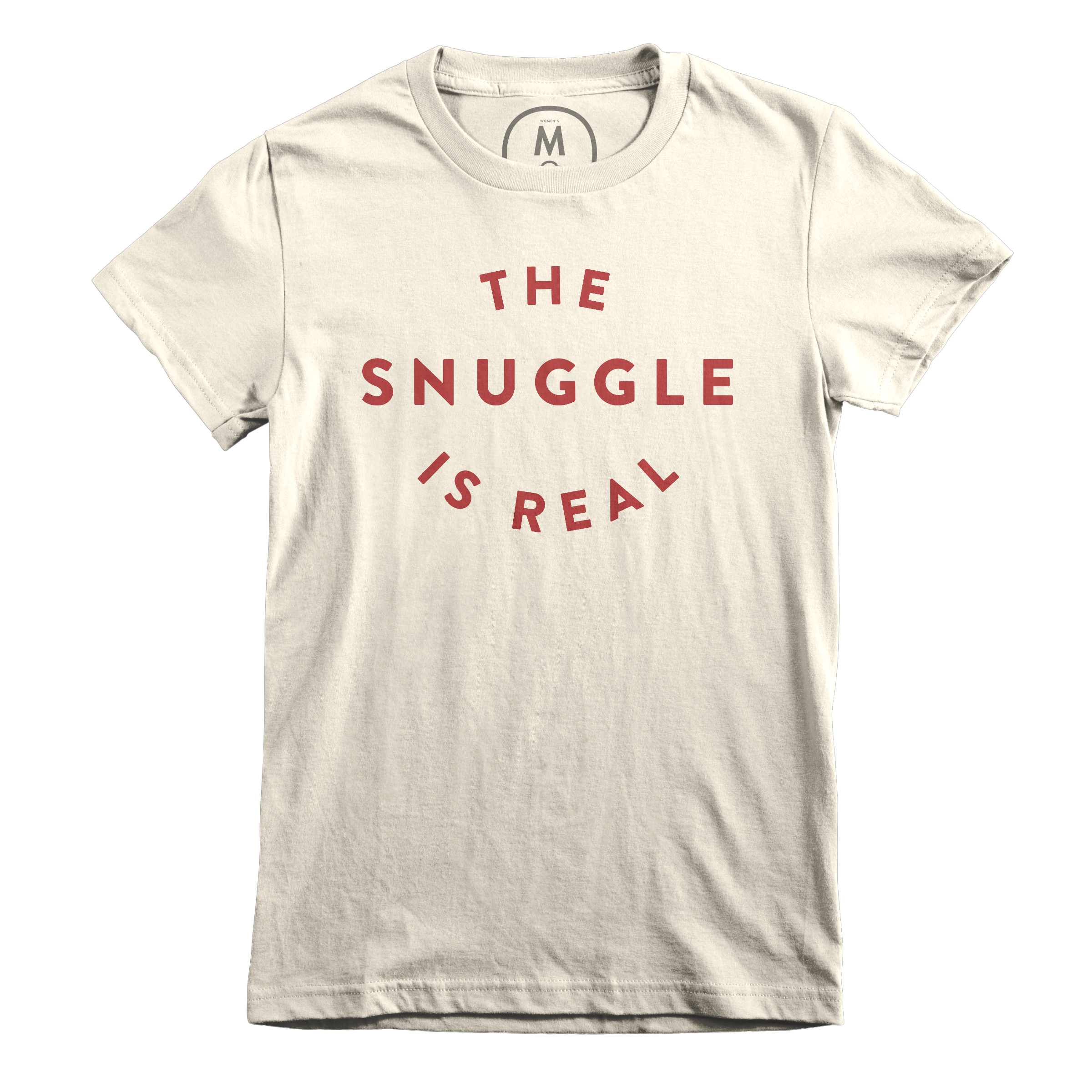 The Snuggle is Real Ivory (Women's)