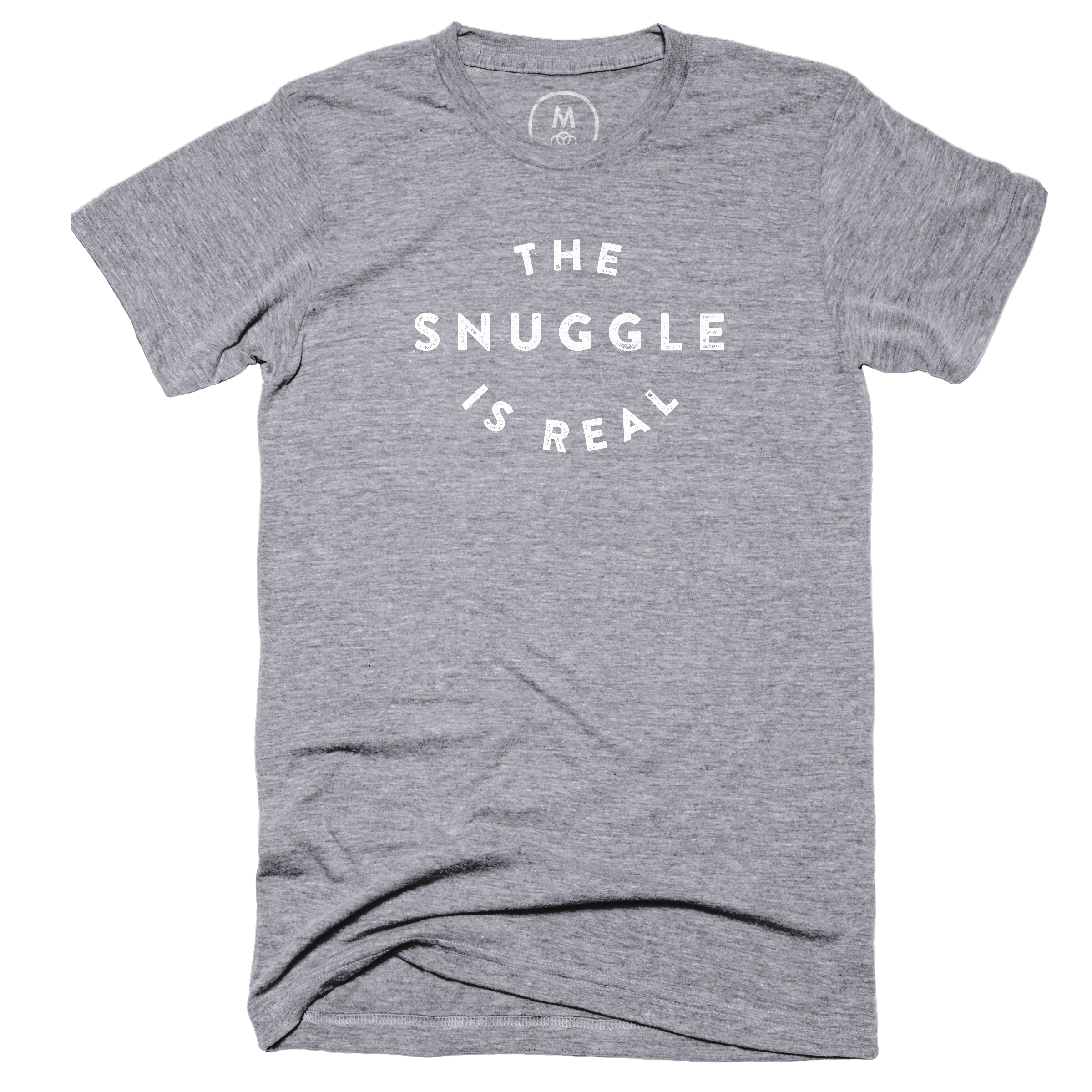 The Snuggle is Real Premium Heather (Men's)