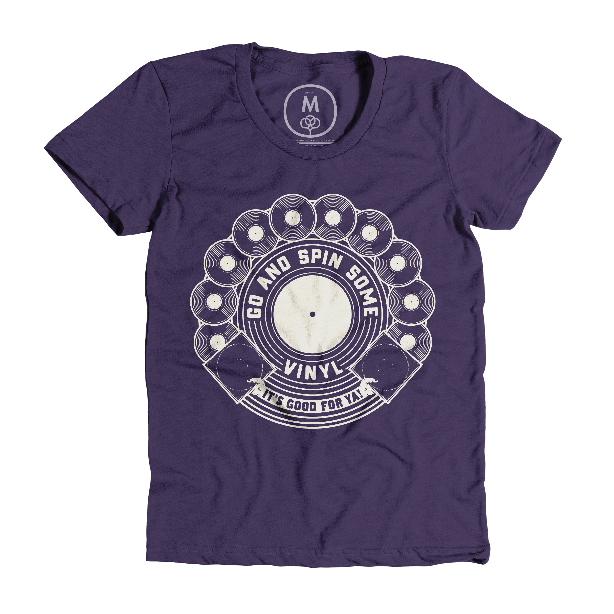 Vinyl's Good For Ya! Storm (Women's)