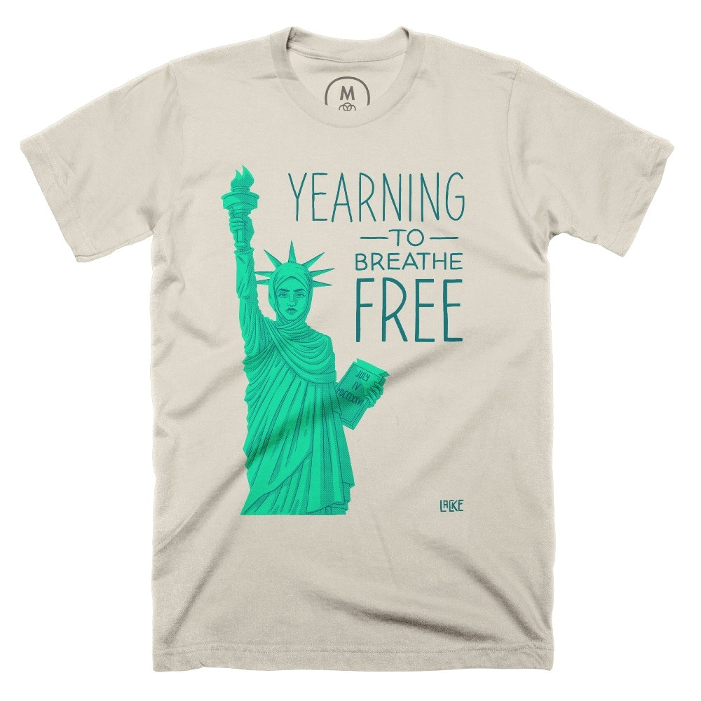 Yearning to be Free Sand (Men's)