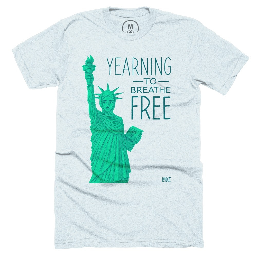 Yearning to be Free Ice Blue (Men's)