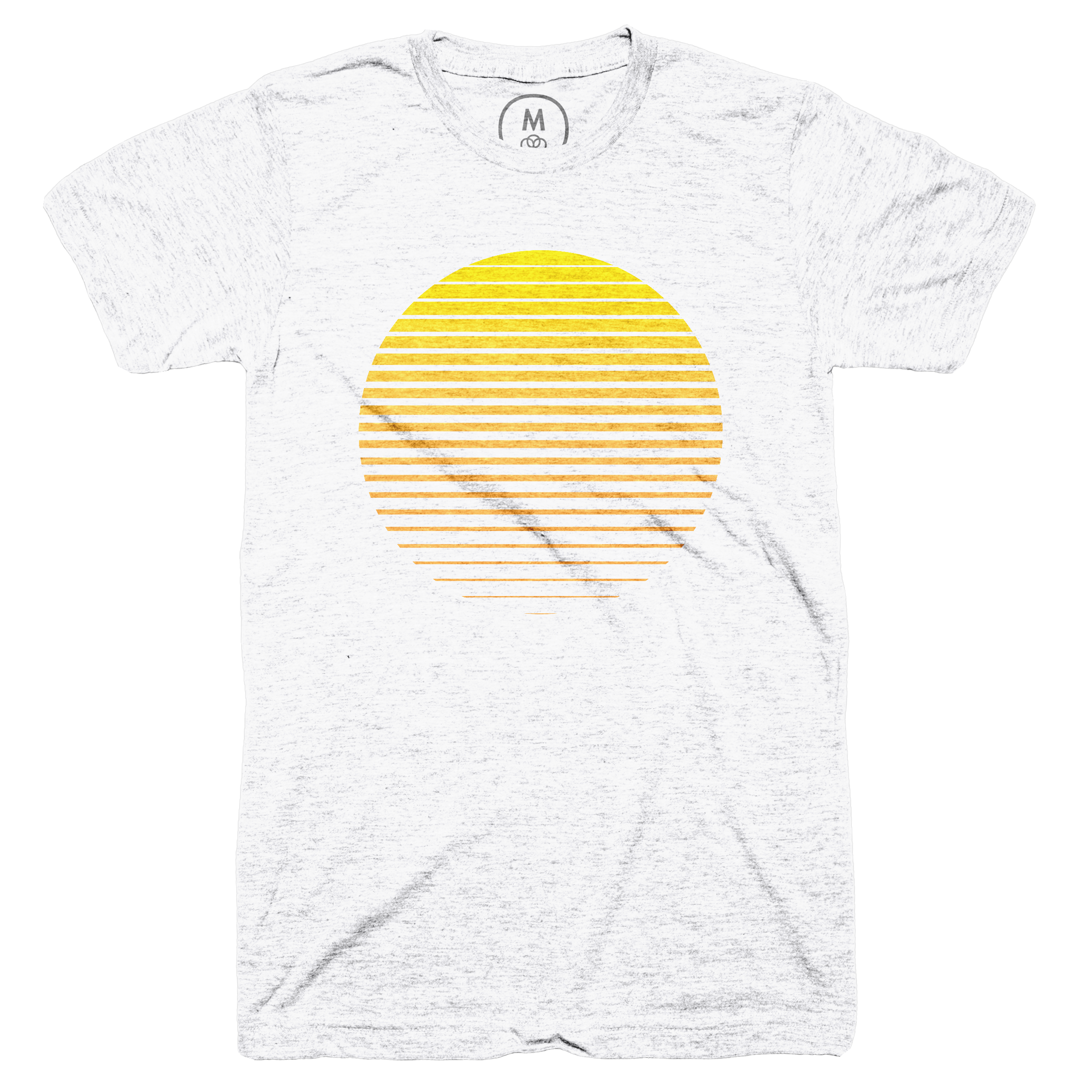 Sunrise Heather White (Men's)