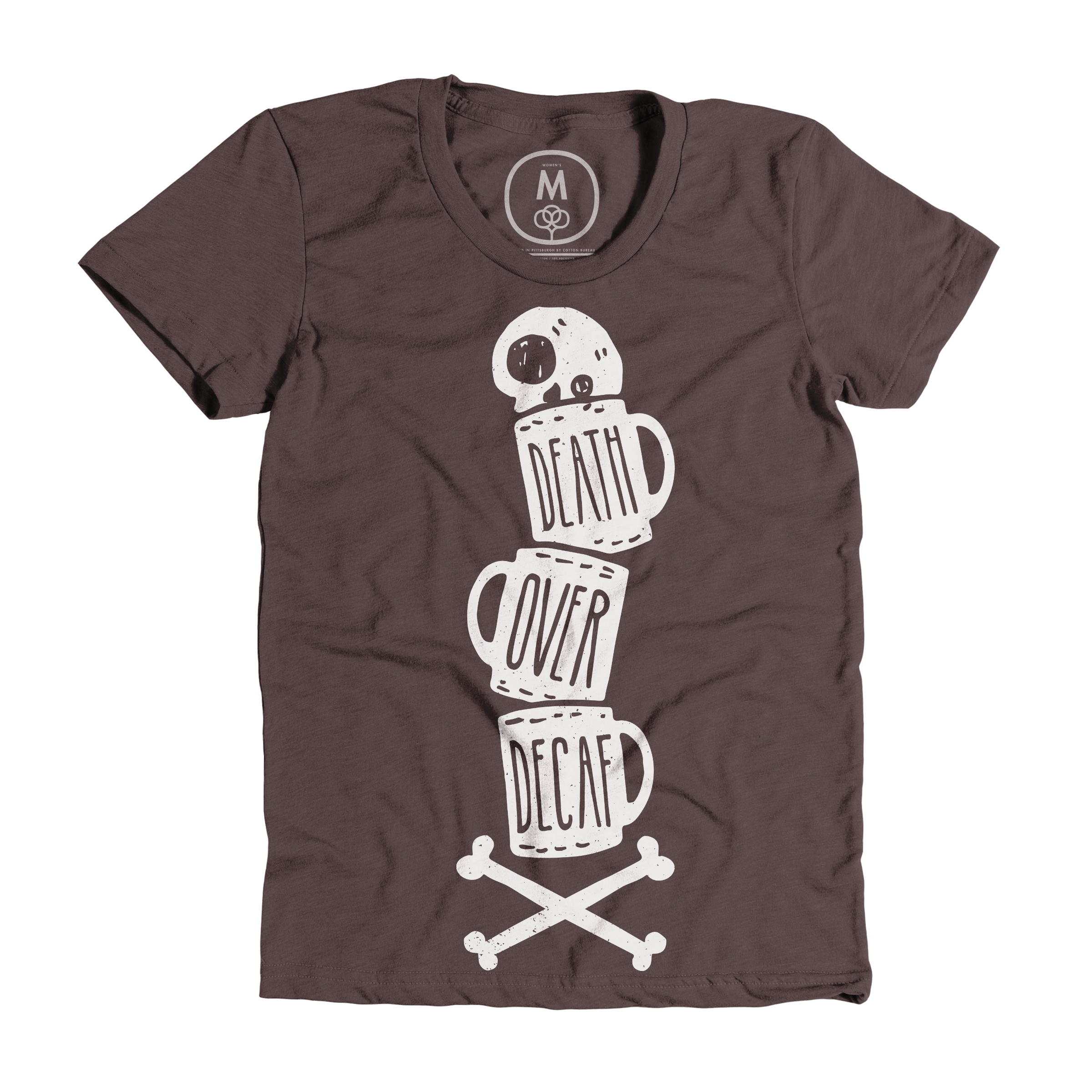 Death Over Decaf Espresso (Women's)