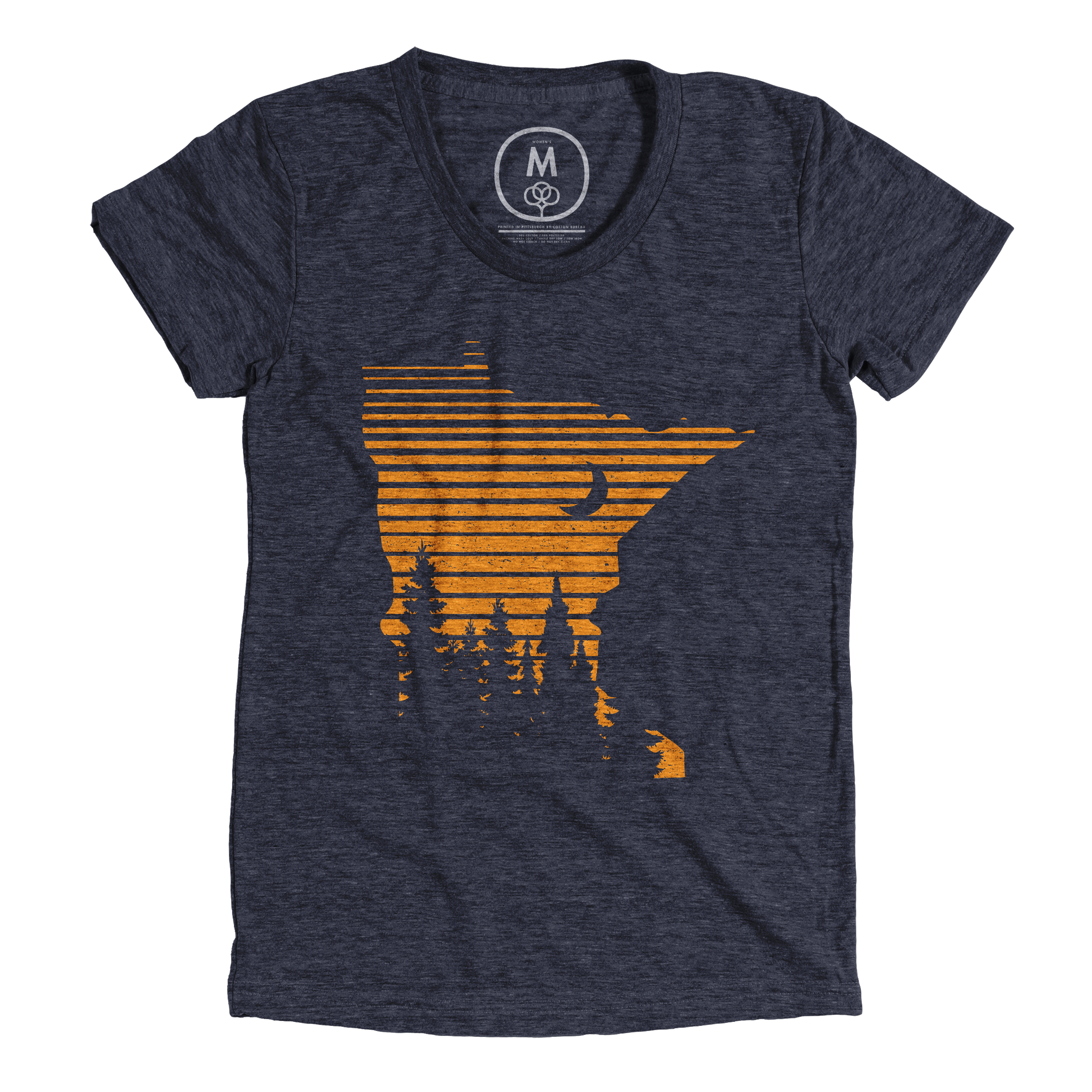 Minnesota Summer Vintage Navy (Women's)