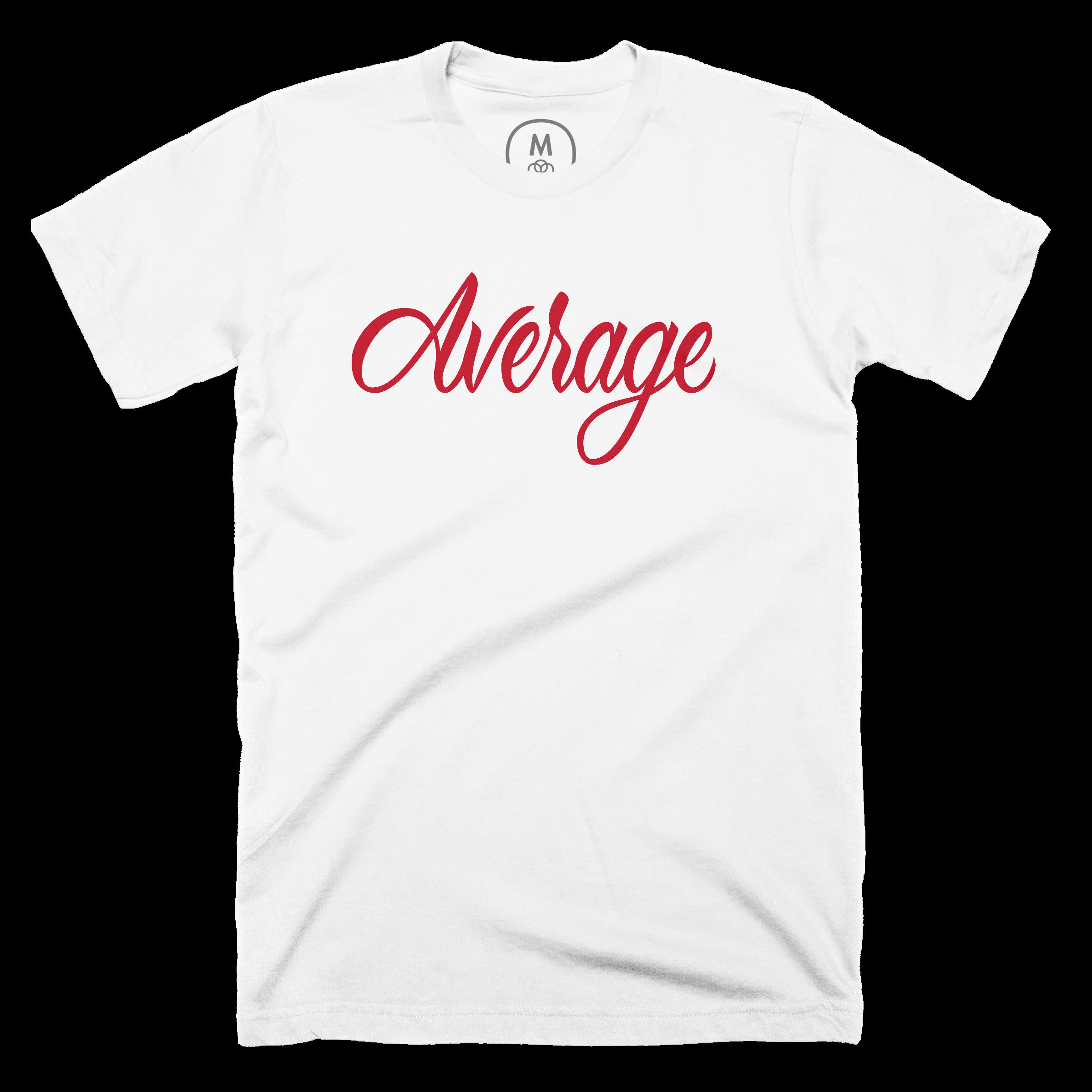 Your Average Tee