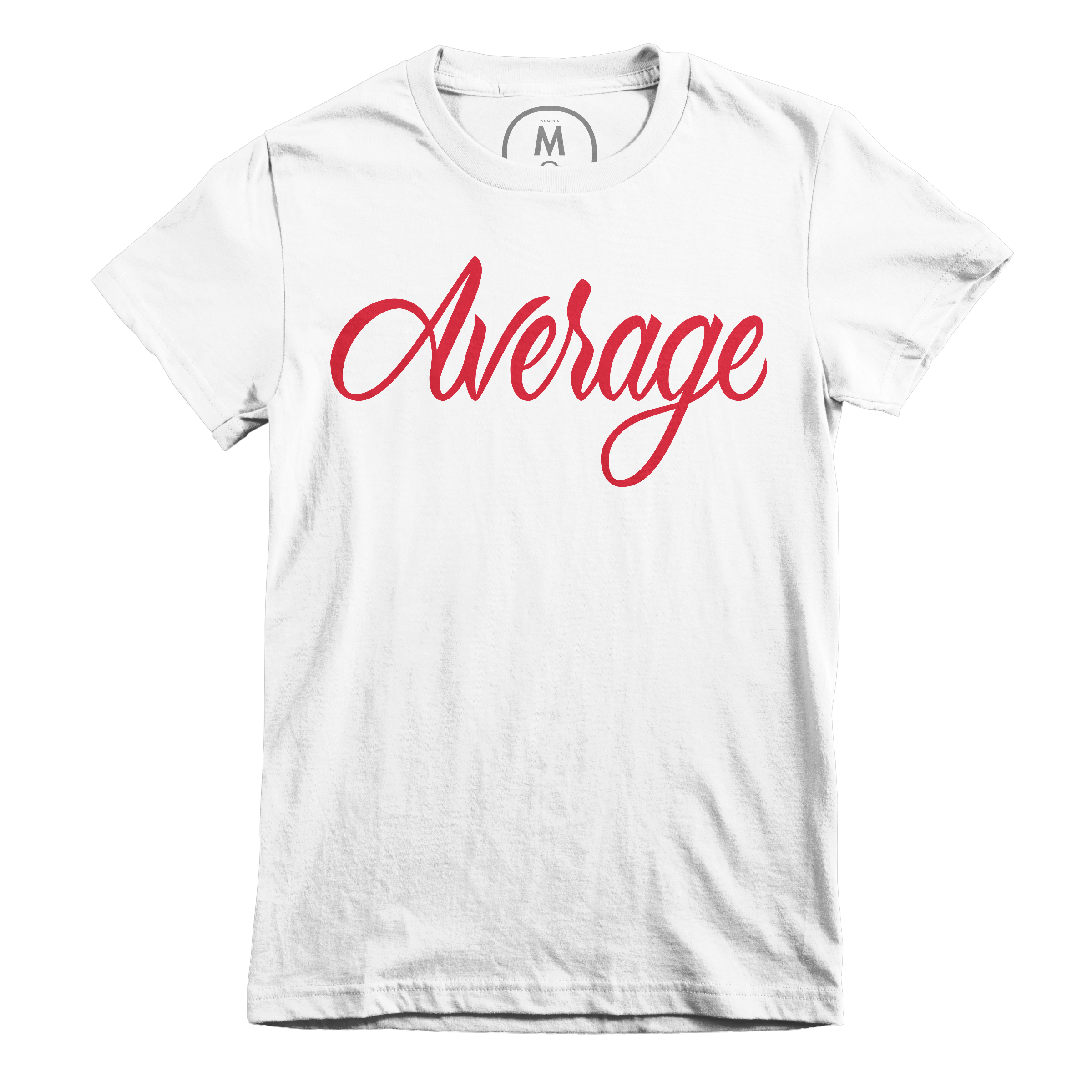 Your Average Tee White (Women's)