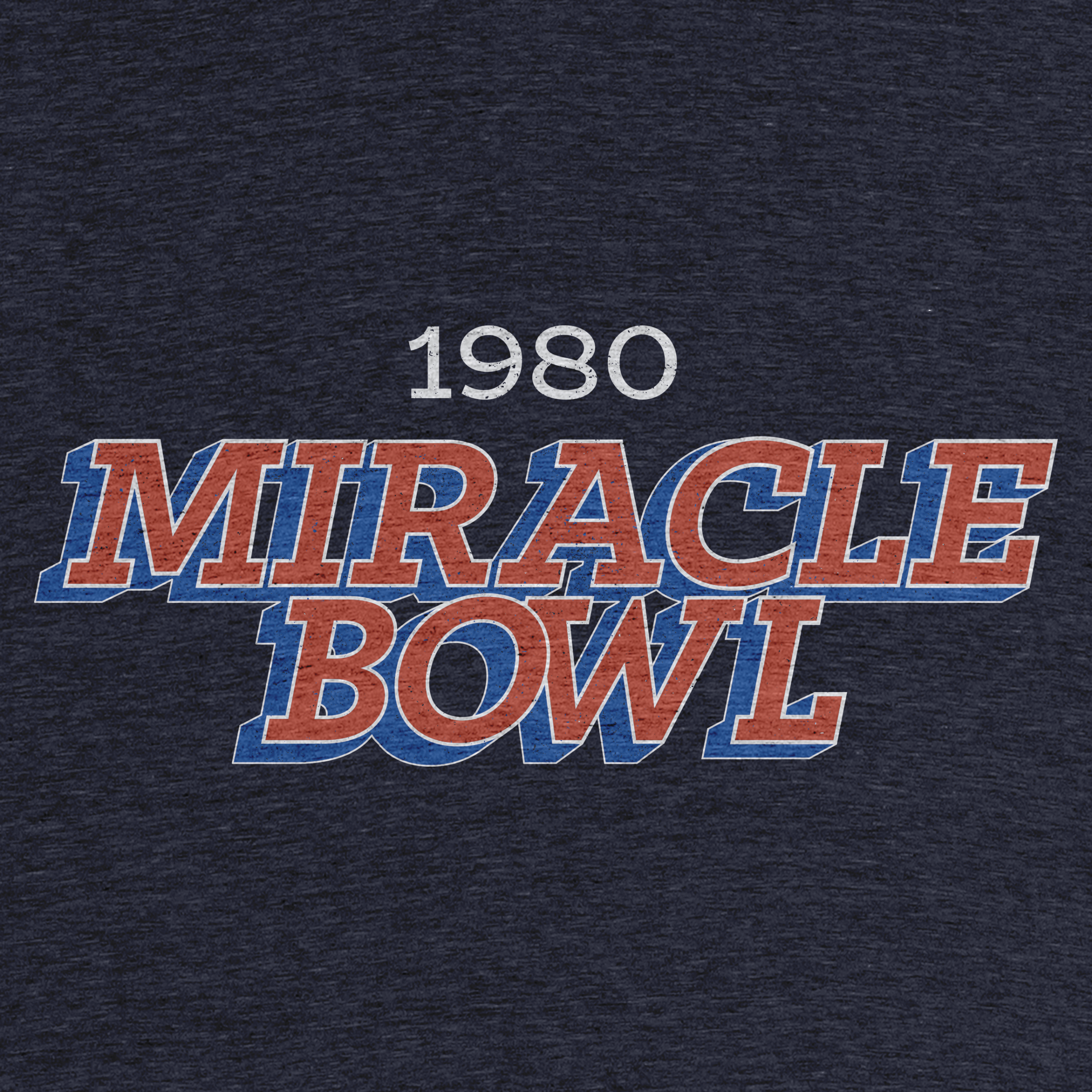 The Miracle Bowl Detail