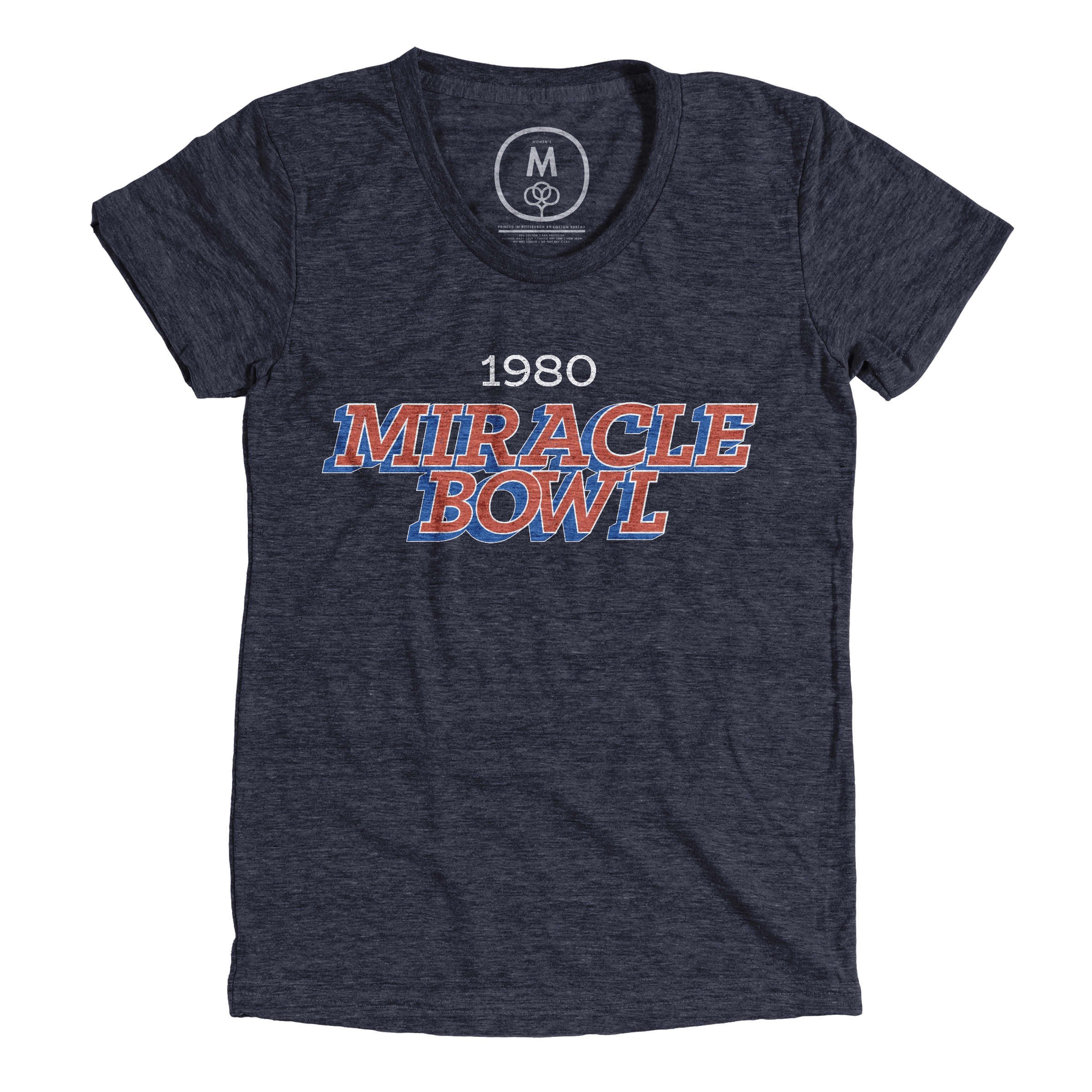 The Miracle Bowl Vintage Navy (Women's)