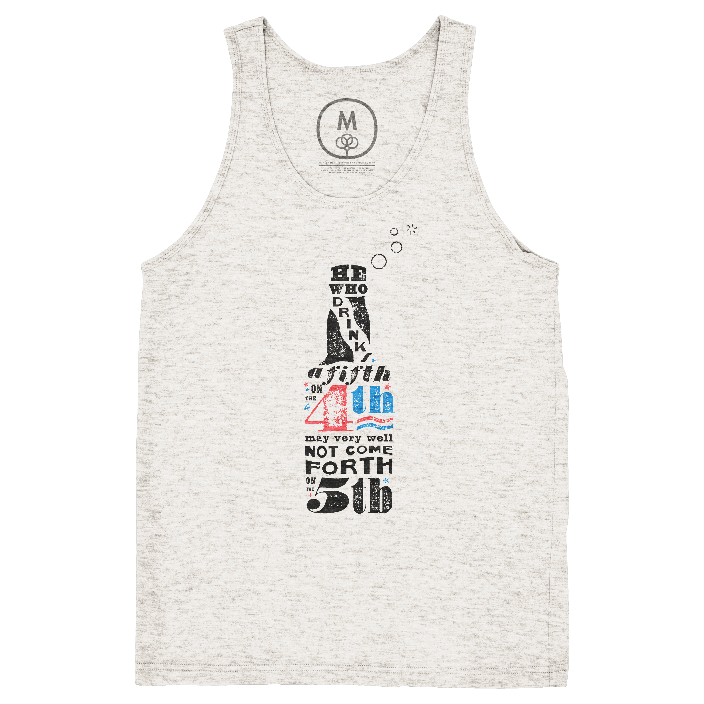 A Fifth on the 4th Tank Top