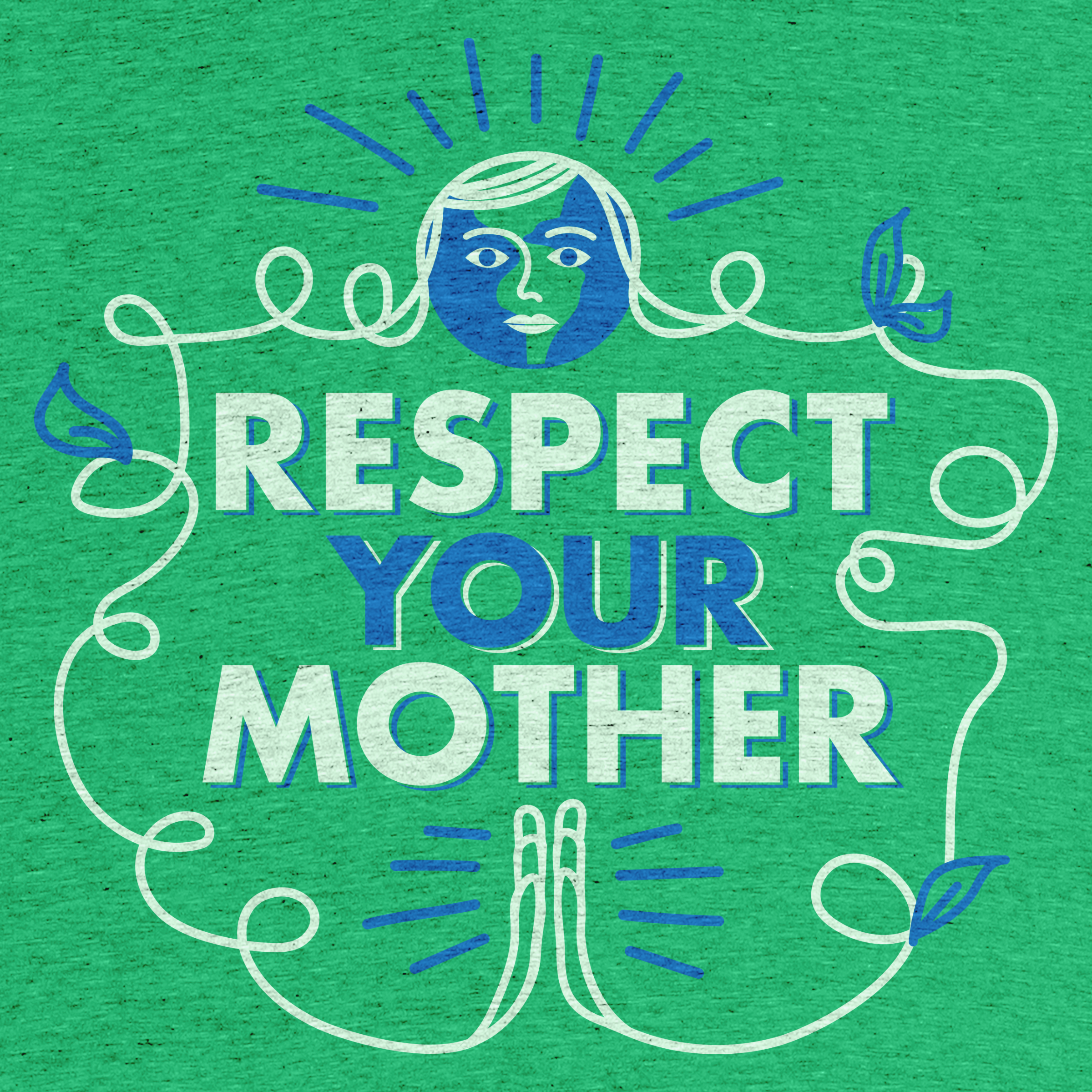 Respect Your Mother Detail