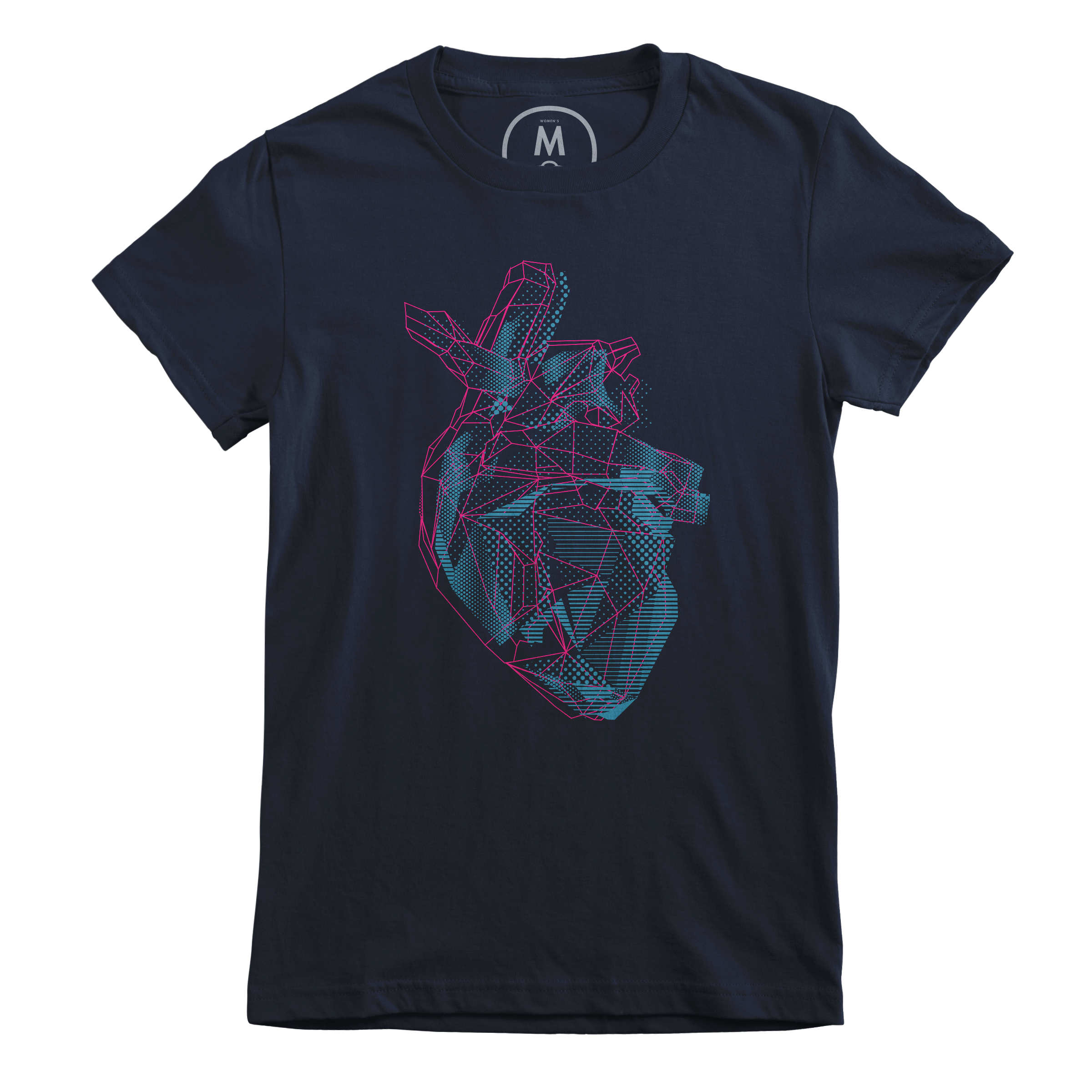Geo Corazone Midnight Navy (Women's)