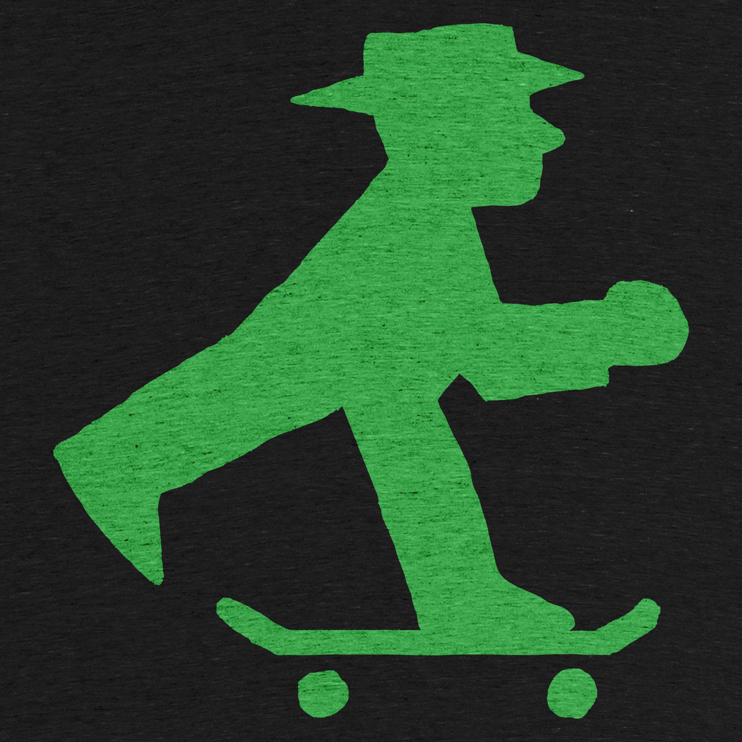Skatemännchen