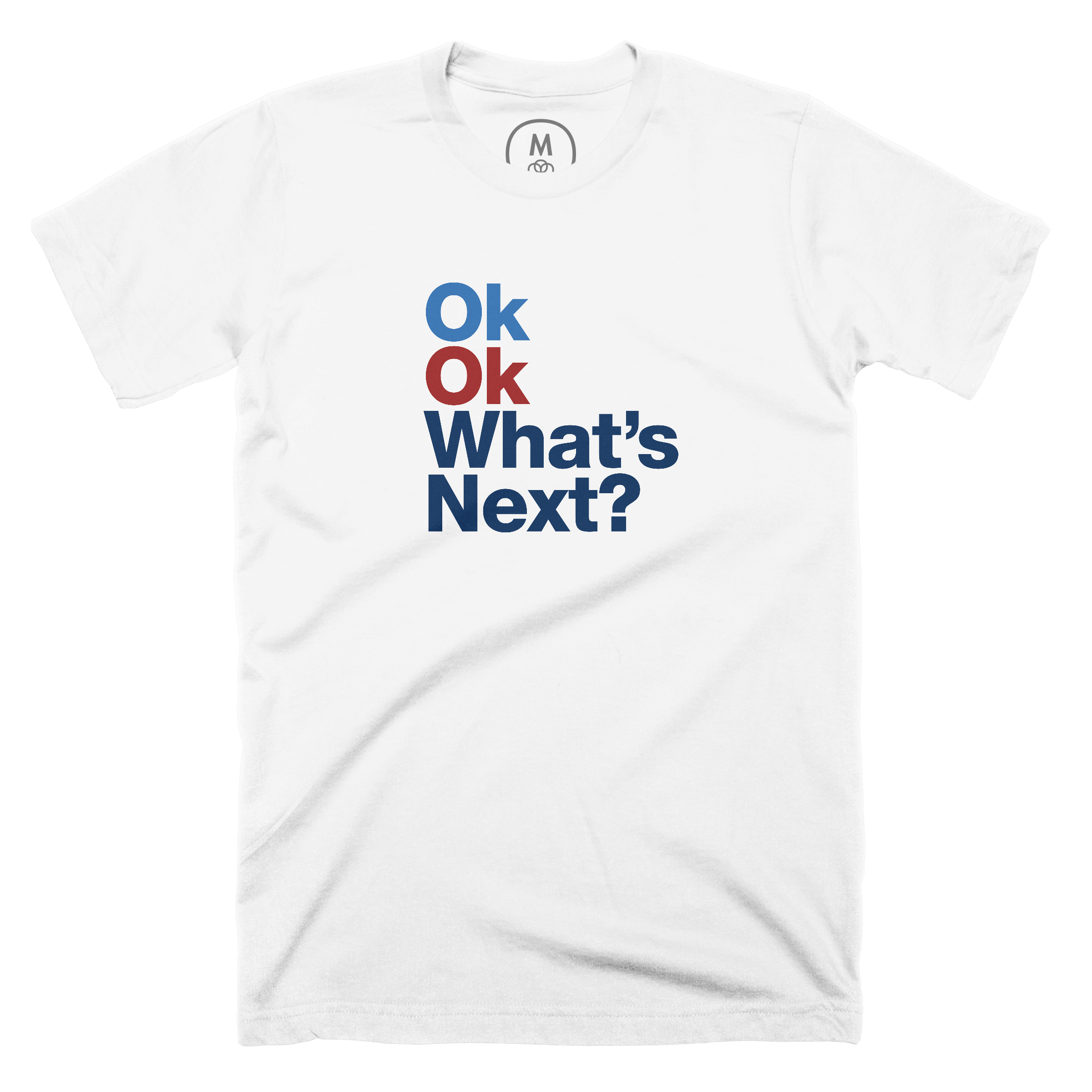 What's Next? (Red White & Blue)