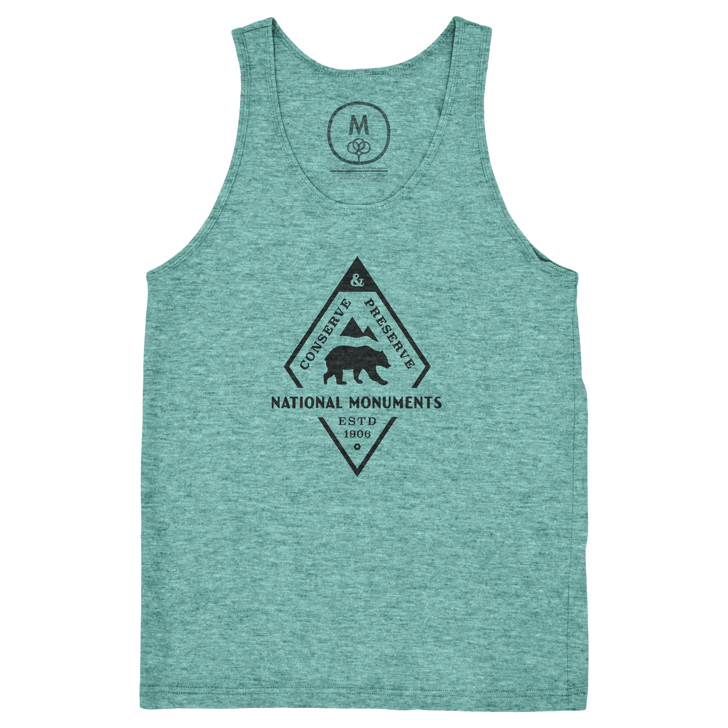 National Monuments Tank Top