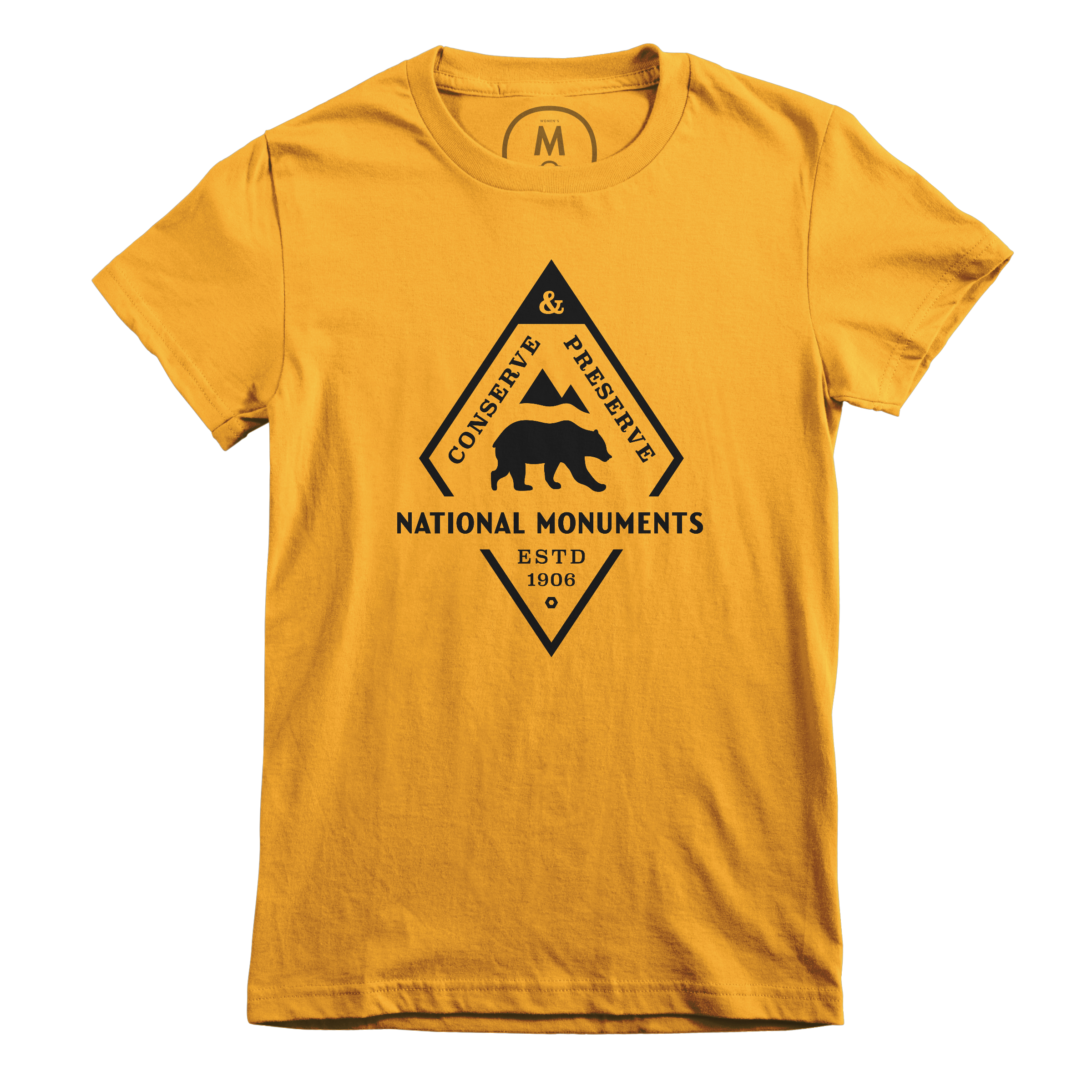 National Monuments Gold (Men's)