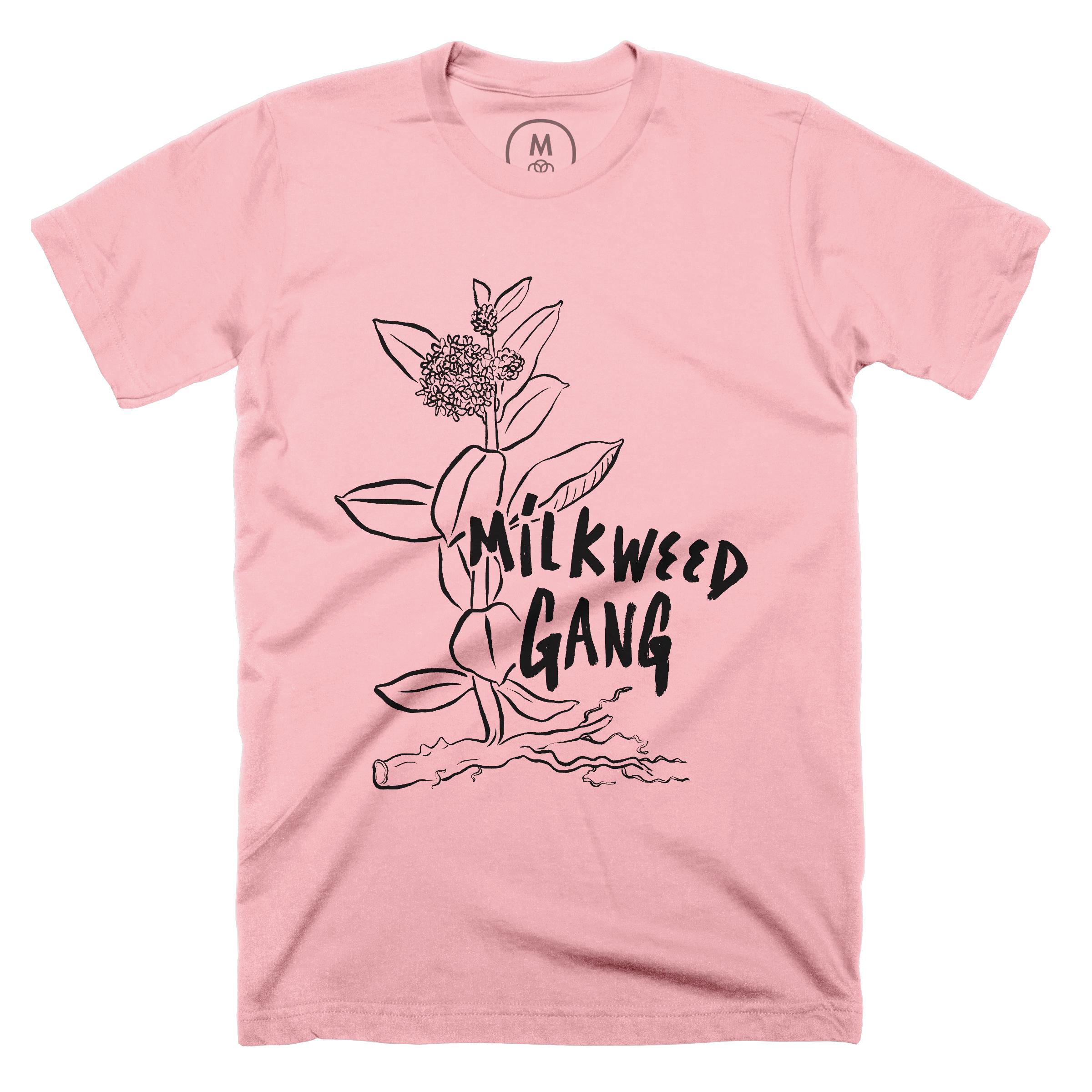 MILKWEED GANG Light Pink (Men's)