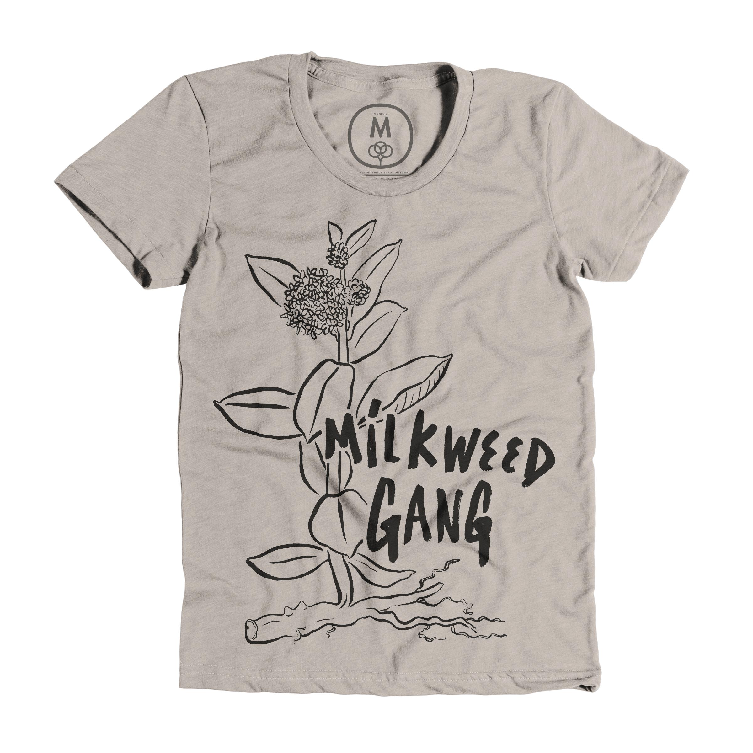 MILKWEED GANG Silk (Women's)