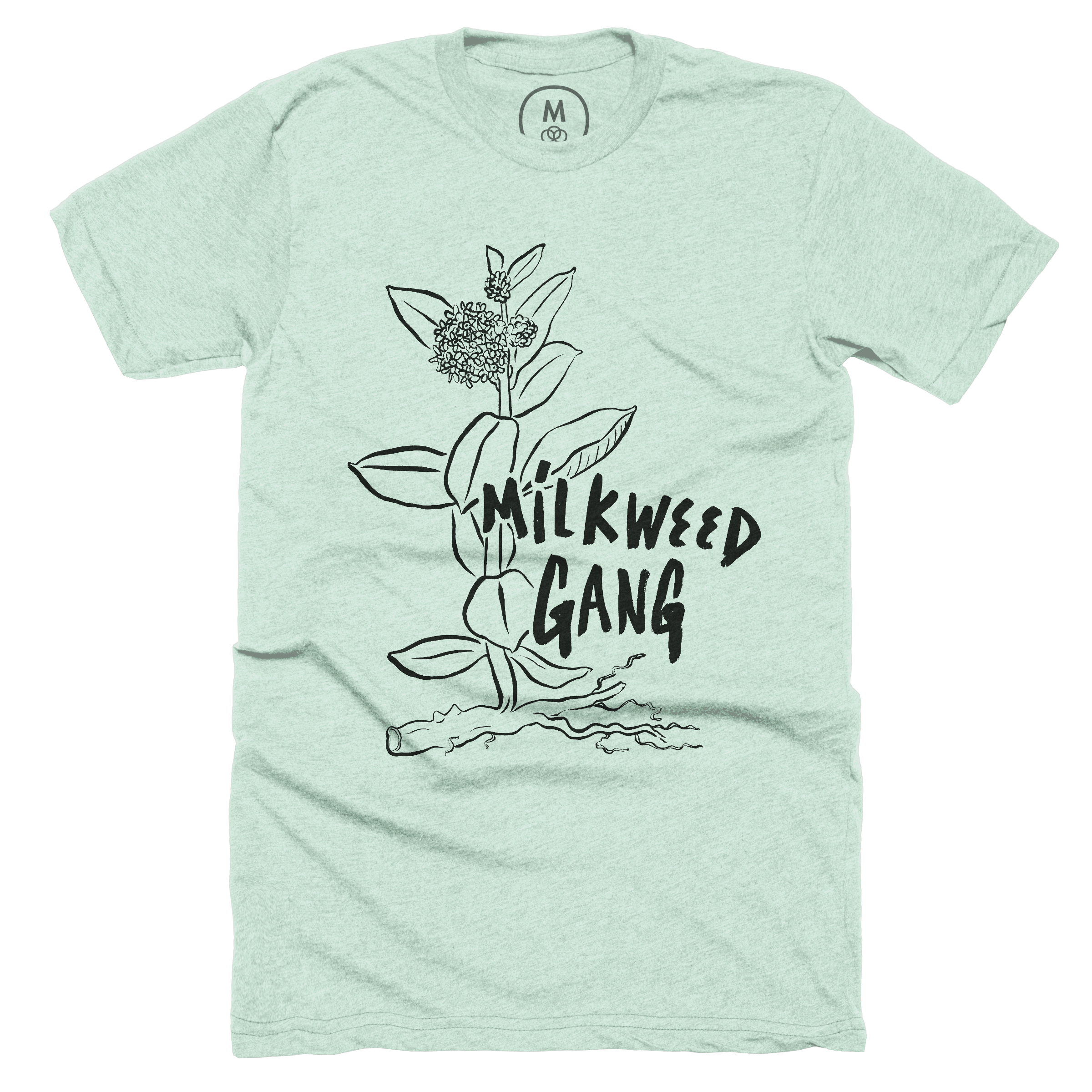 MILKWEED GANG Mint (Men's)