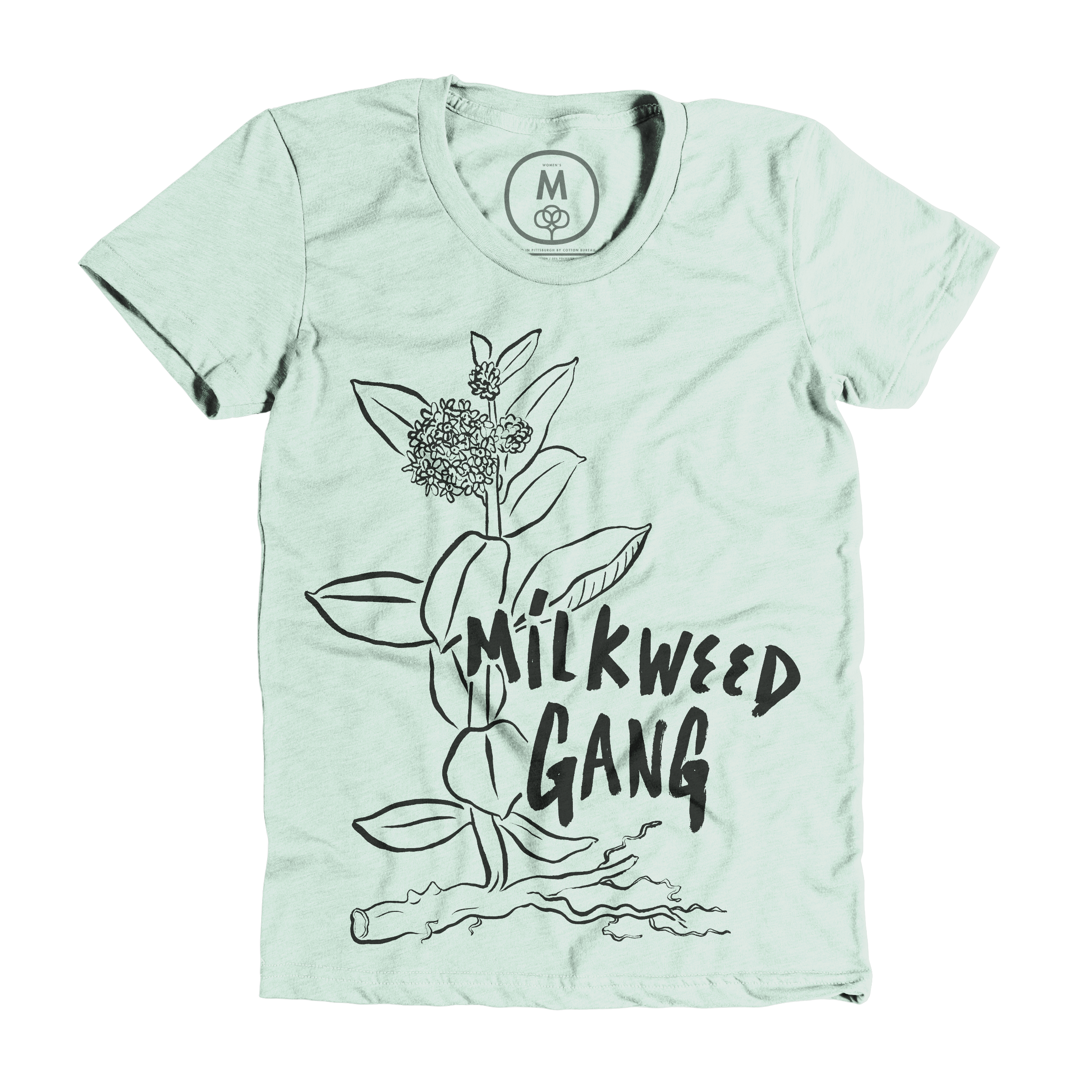 MILKWEED GANG Mint (Women's)