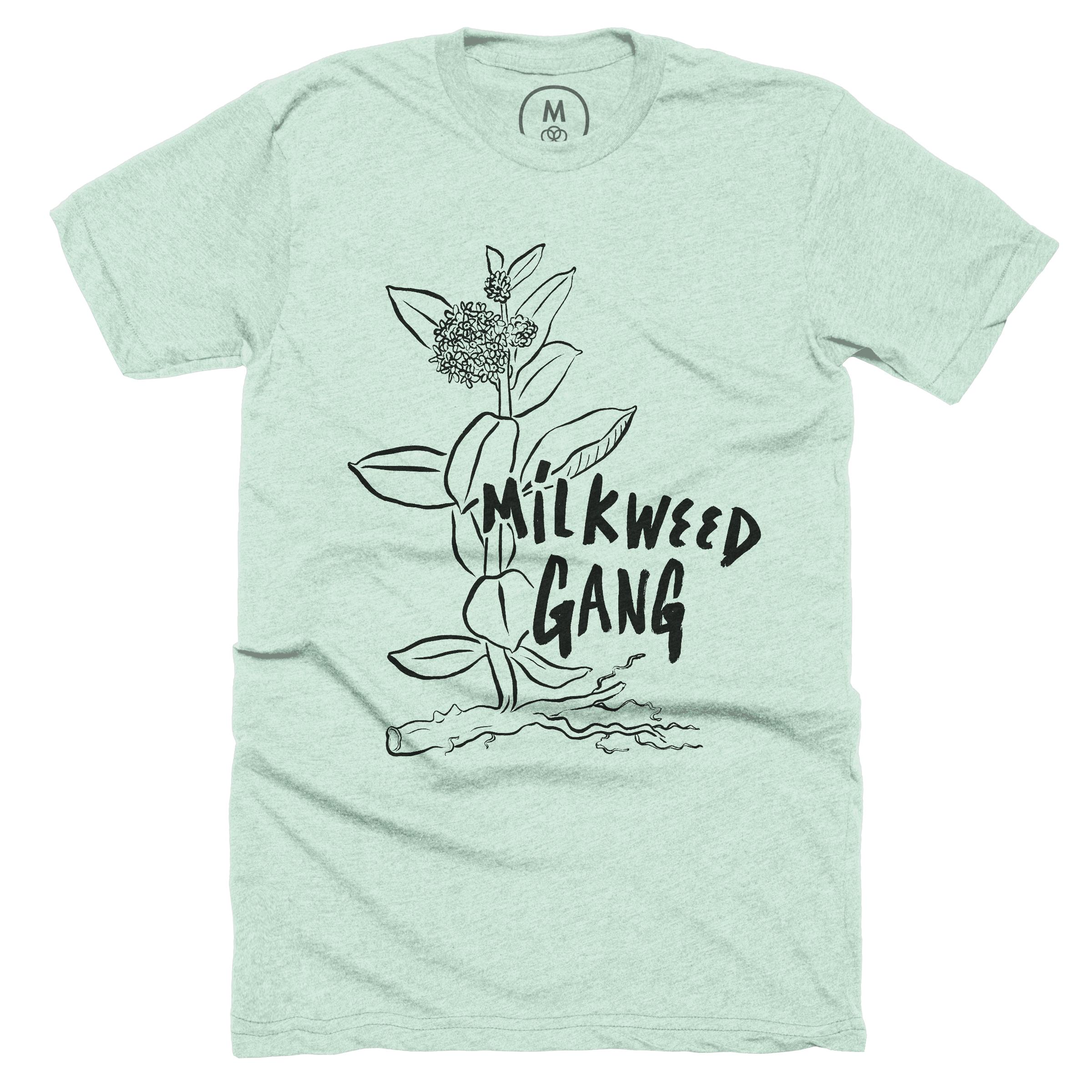 MILKWEED GANG Mint (Men's)