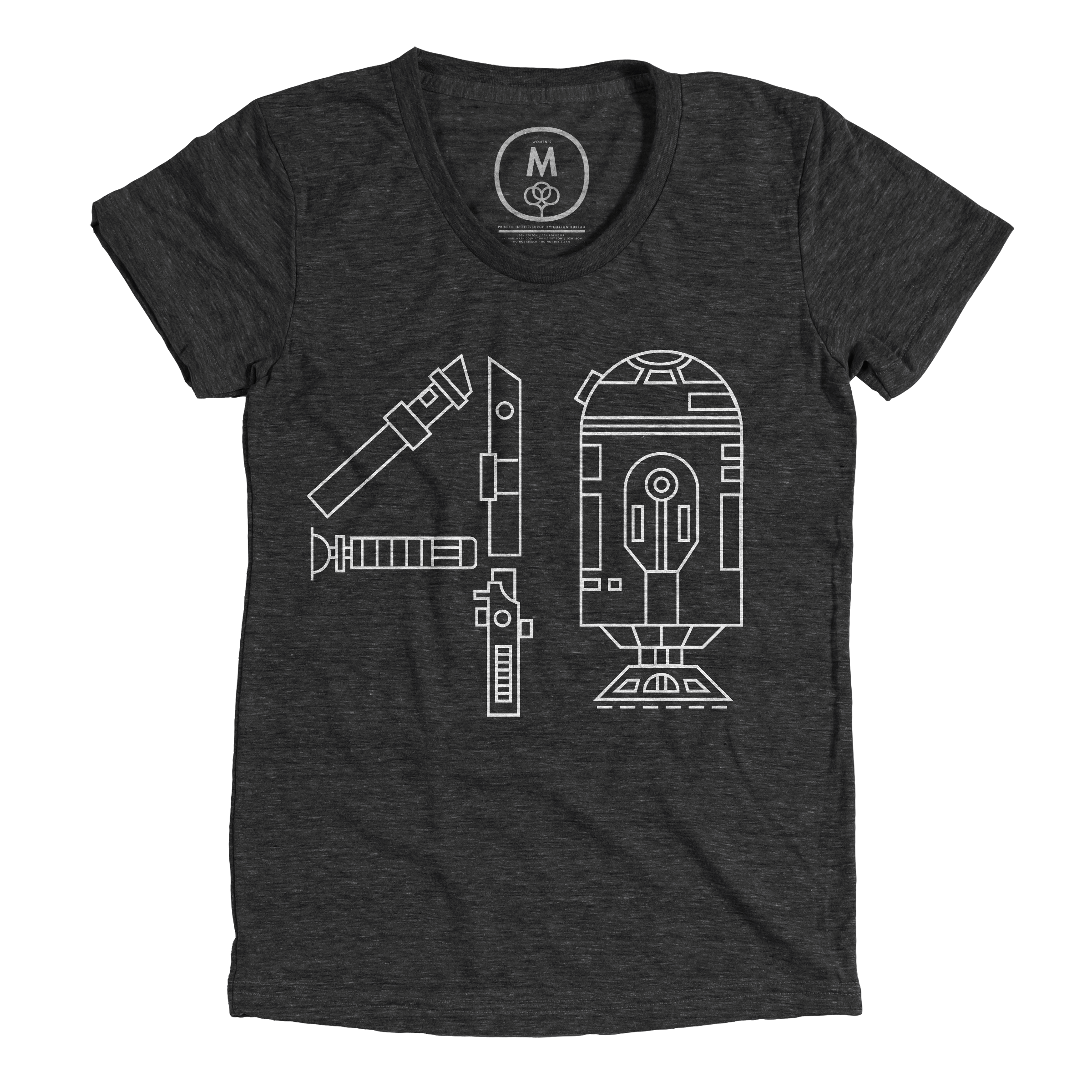 A Special sci-fi  40th Anniversary... Vintage Black (Women's)