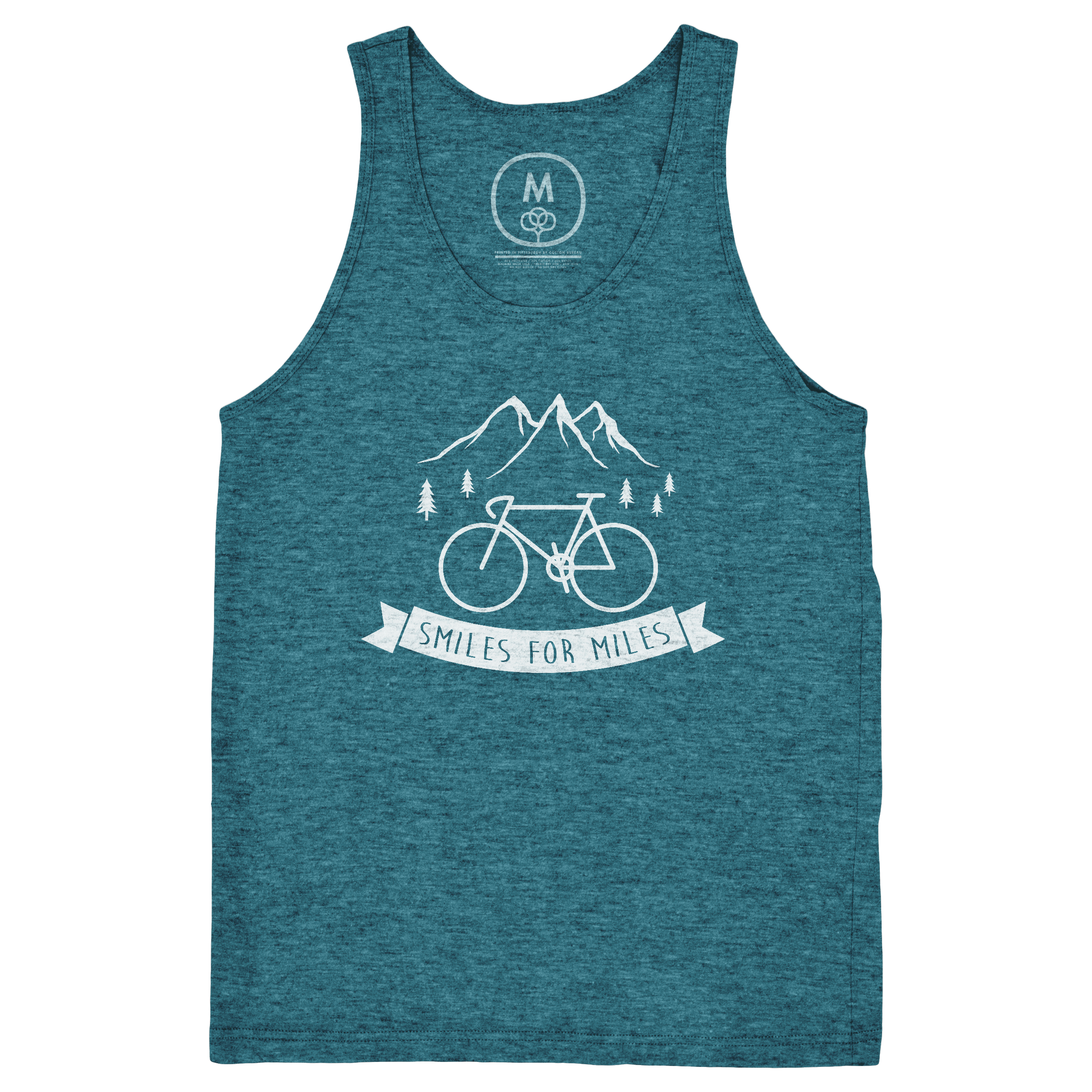 Smiles for Miles Tank Top