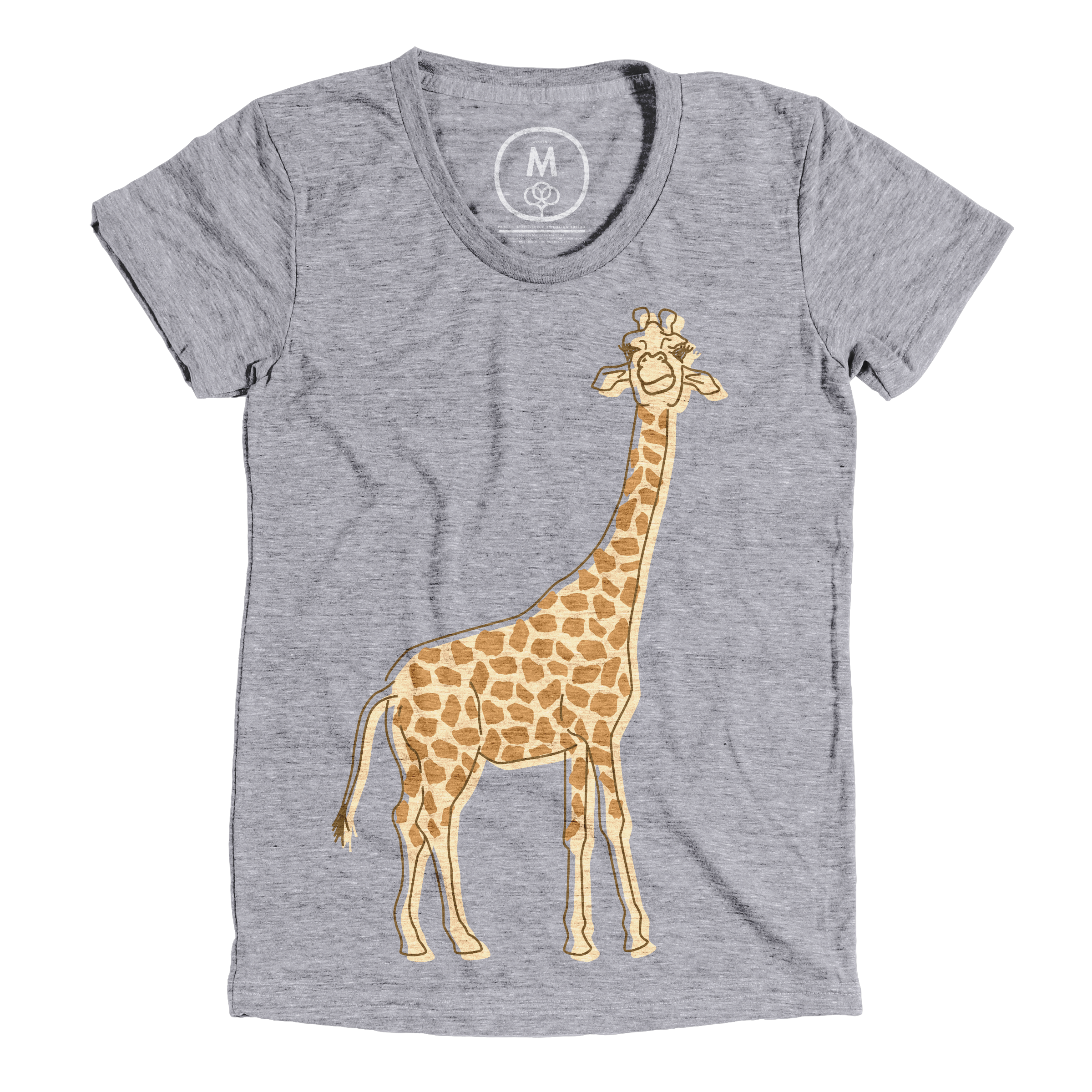 Giraffe Premium Heather (Women's)