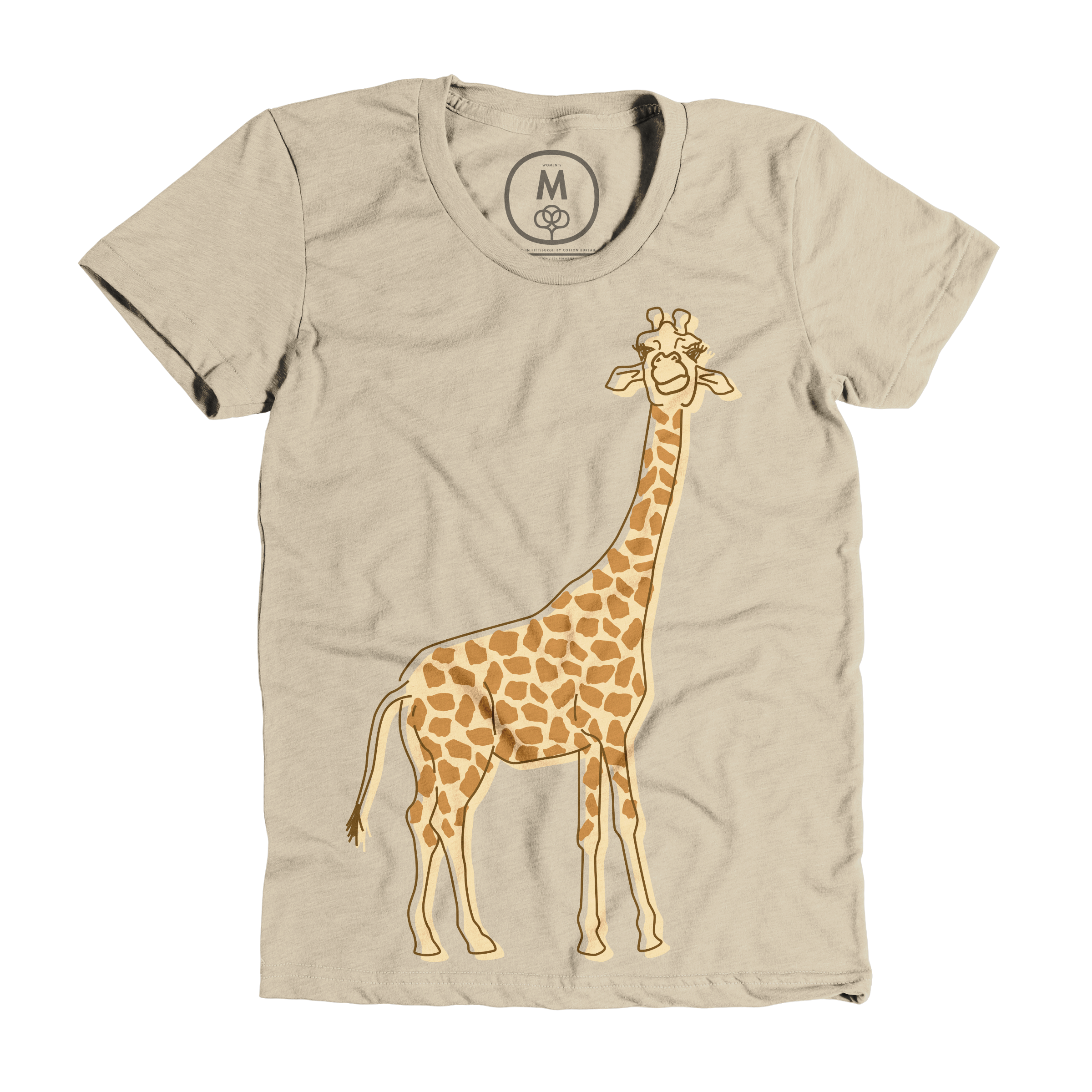 Giraffe Cream (Women's)