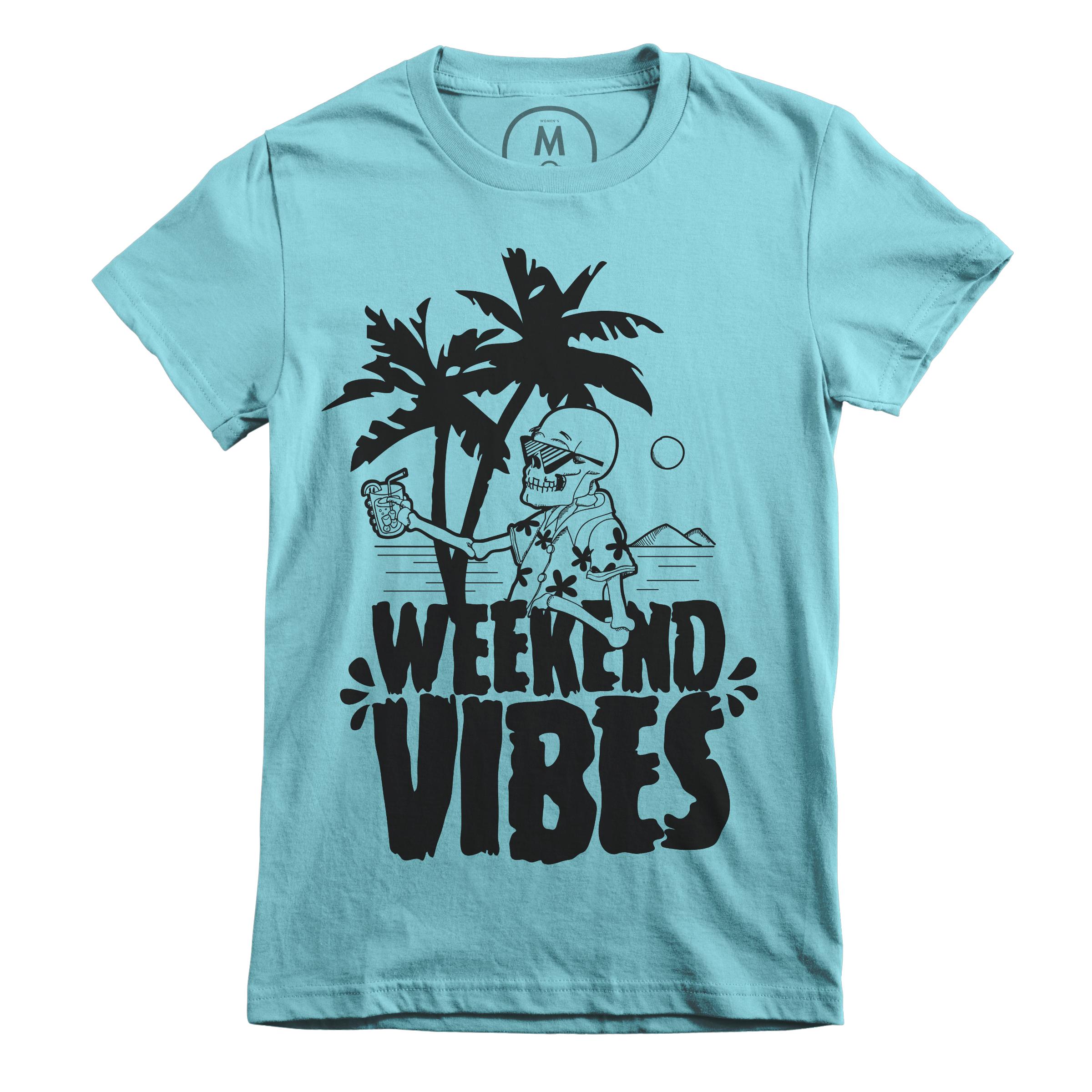 Weekend Vibes Tahiti Blue (Women's)