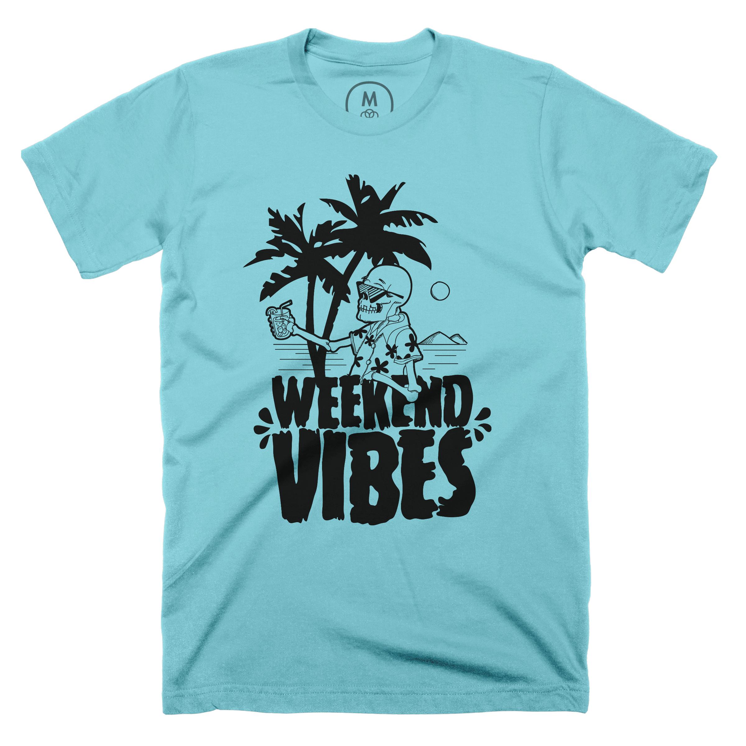 Weekend Vibes Tahiti Blue (Men's)