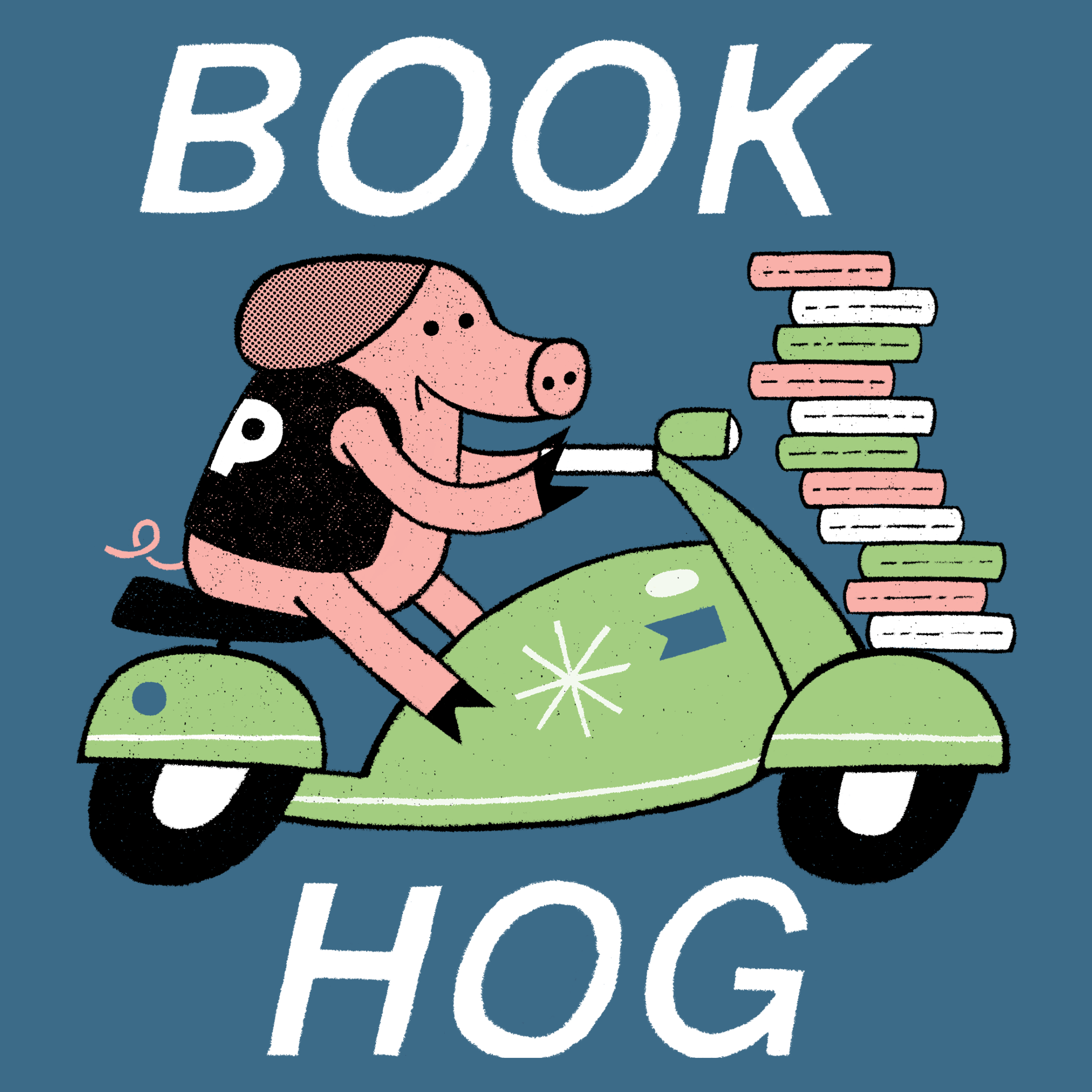 Book Hog! Detail