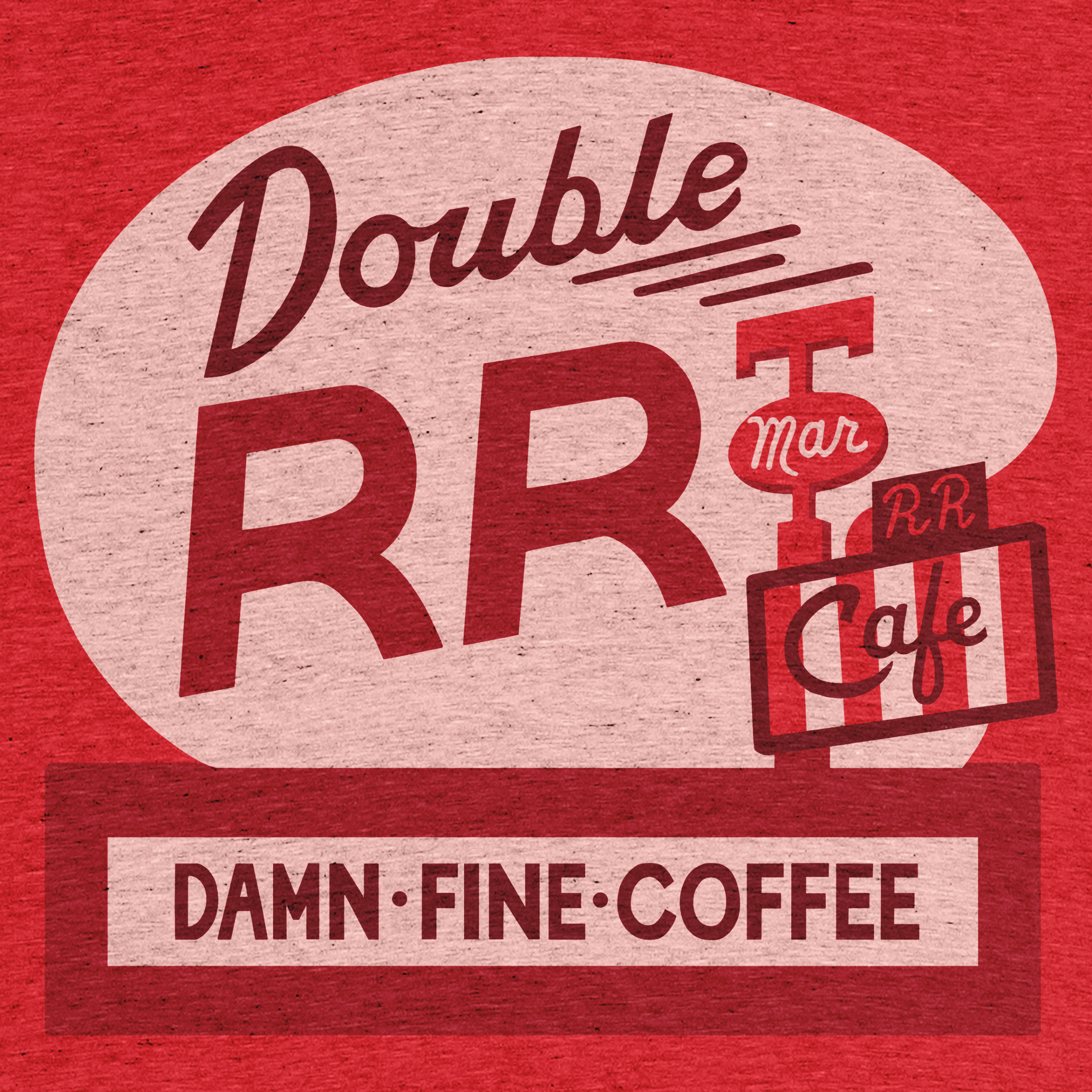 Double R Diner Detail