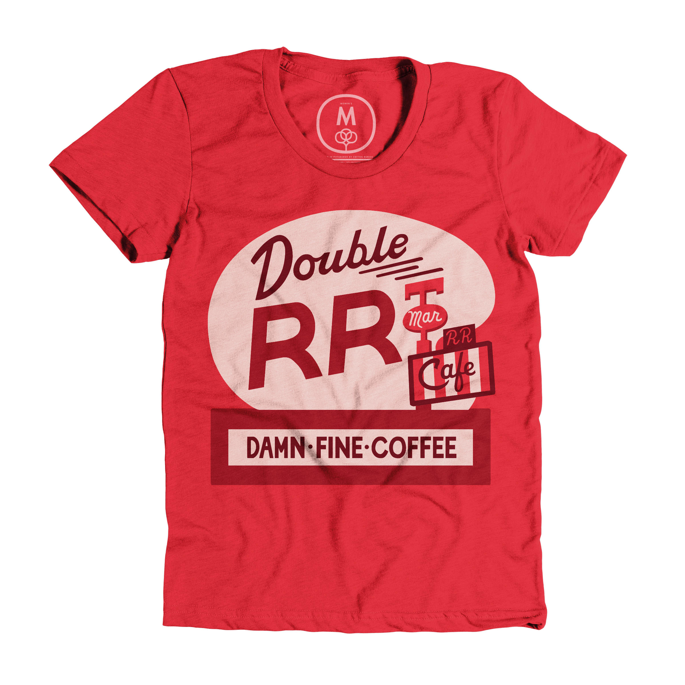 Double R Diner Red (Women's)