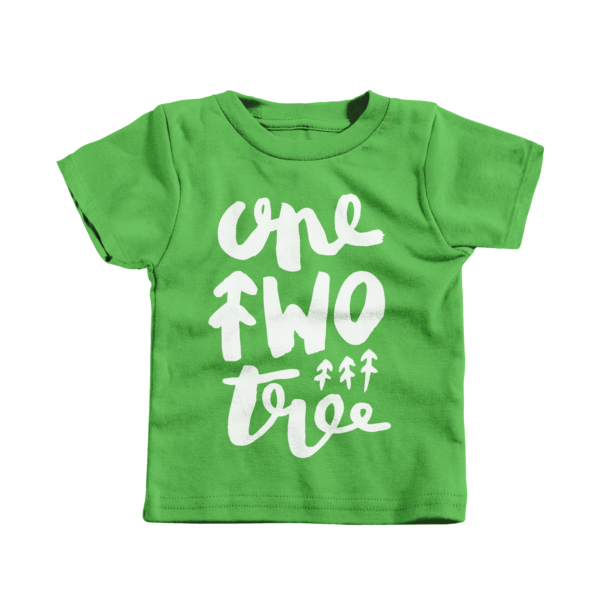 One Two Tree Apple (T-Shirt)
